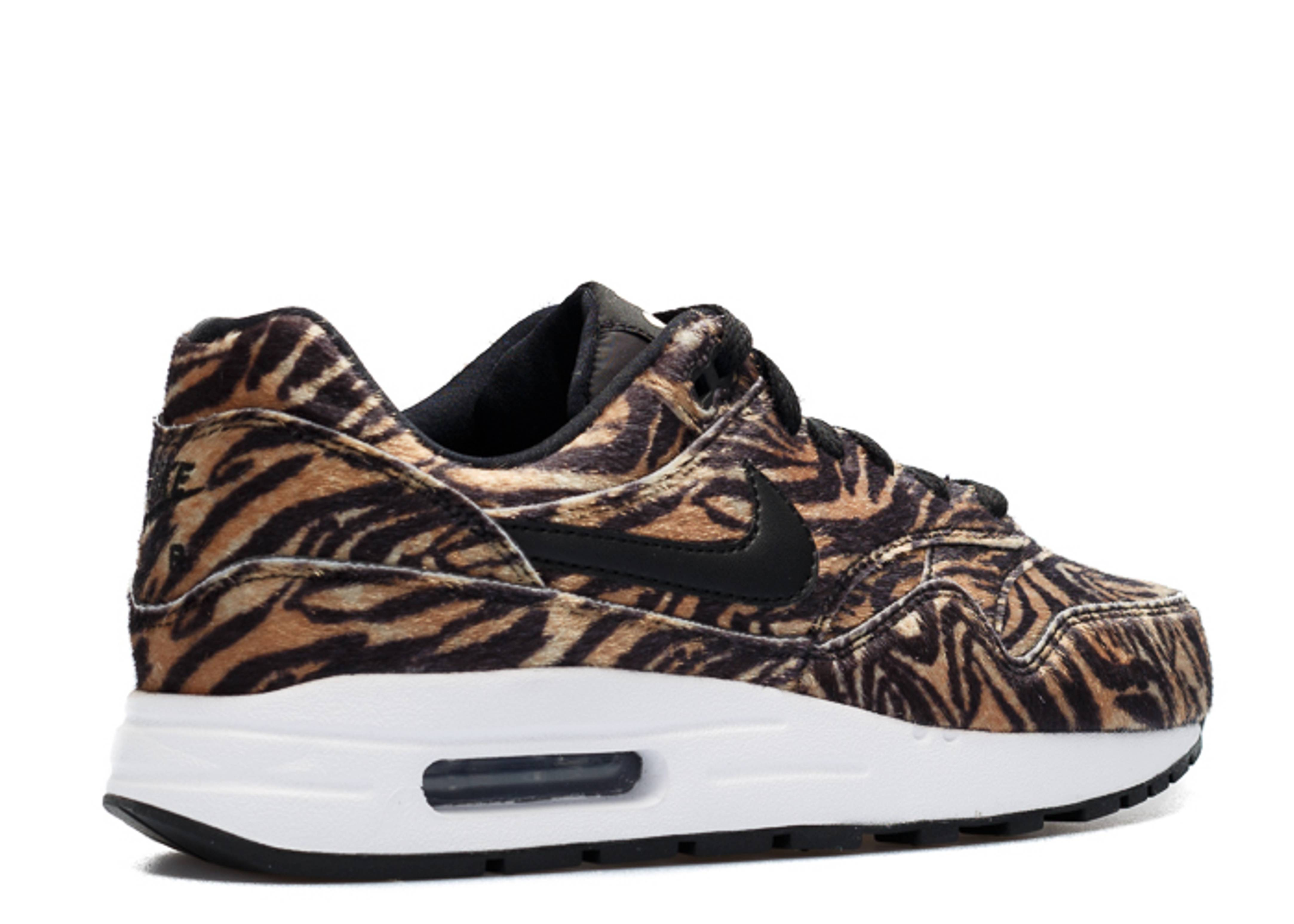 0deab0ed79ad Nike Air Max 1 Black Tiger