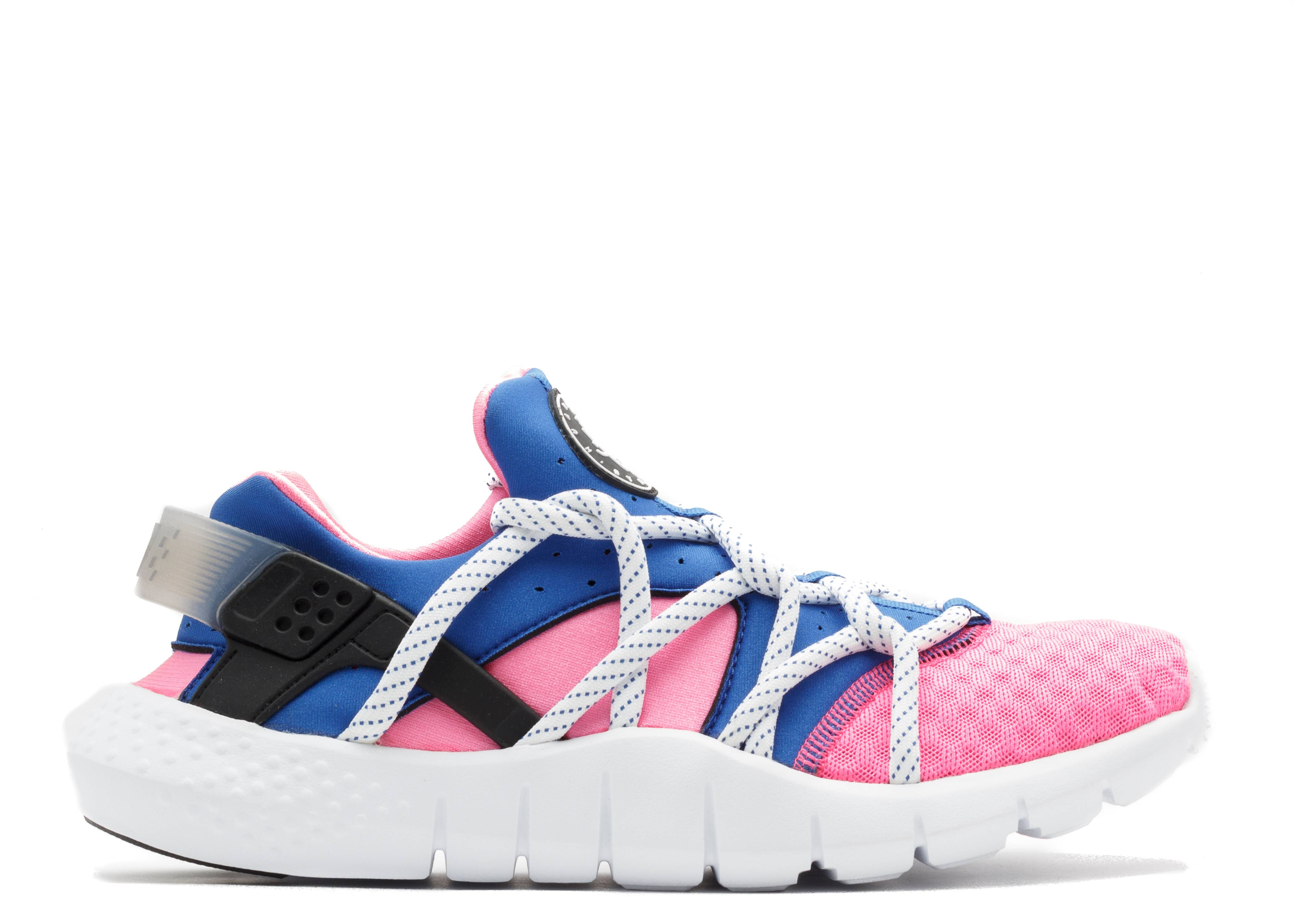 finest selection 9771f 3b4cd Huarache Nm - Nike - 705159 600 - pink powblack-game royal  Flight Club