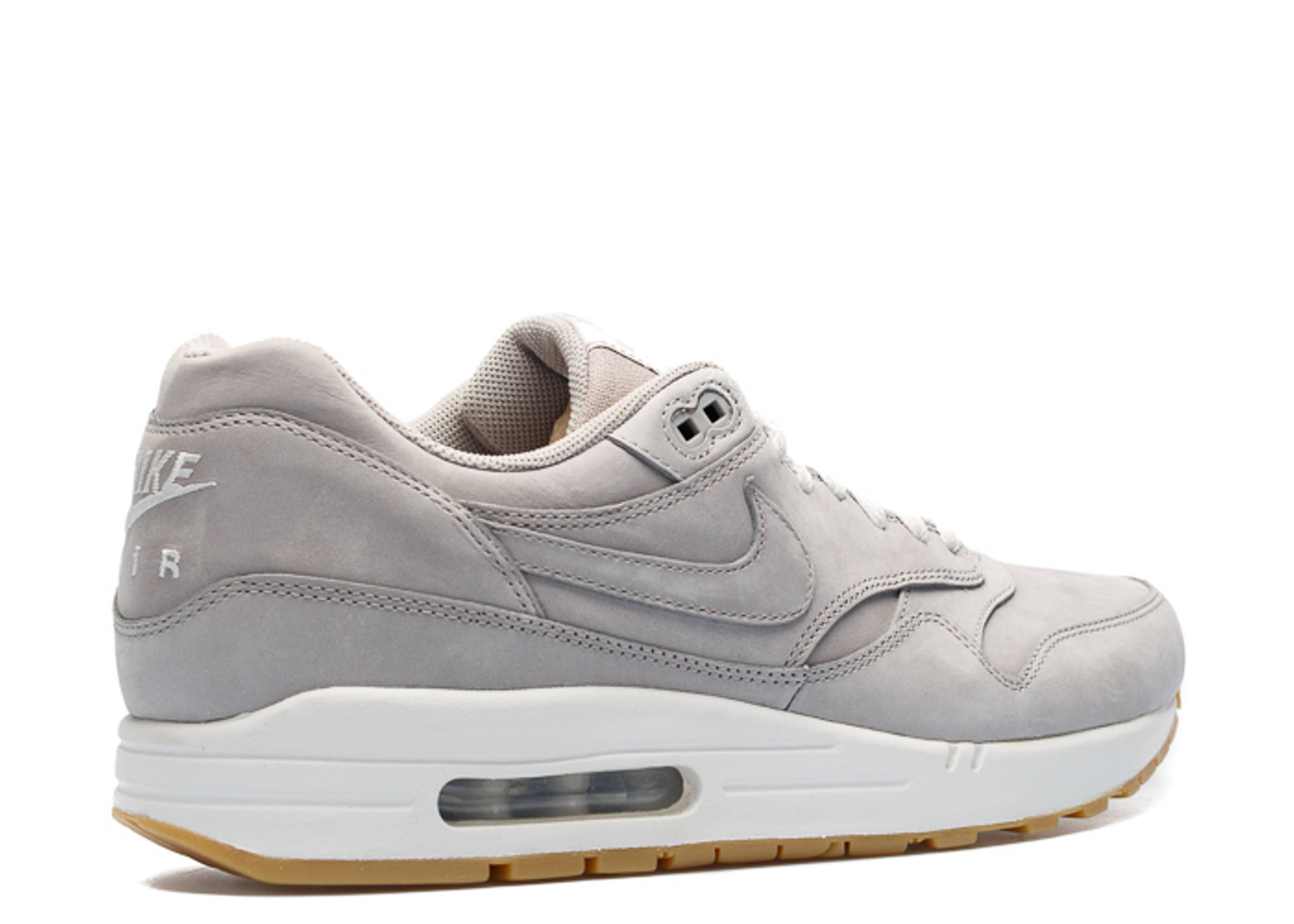 Air Max 1 Ltr Premium - Nike - 705282 005 - medium grey-mdm grey ... afe31406c