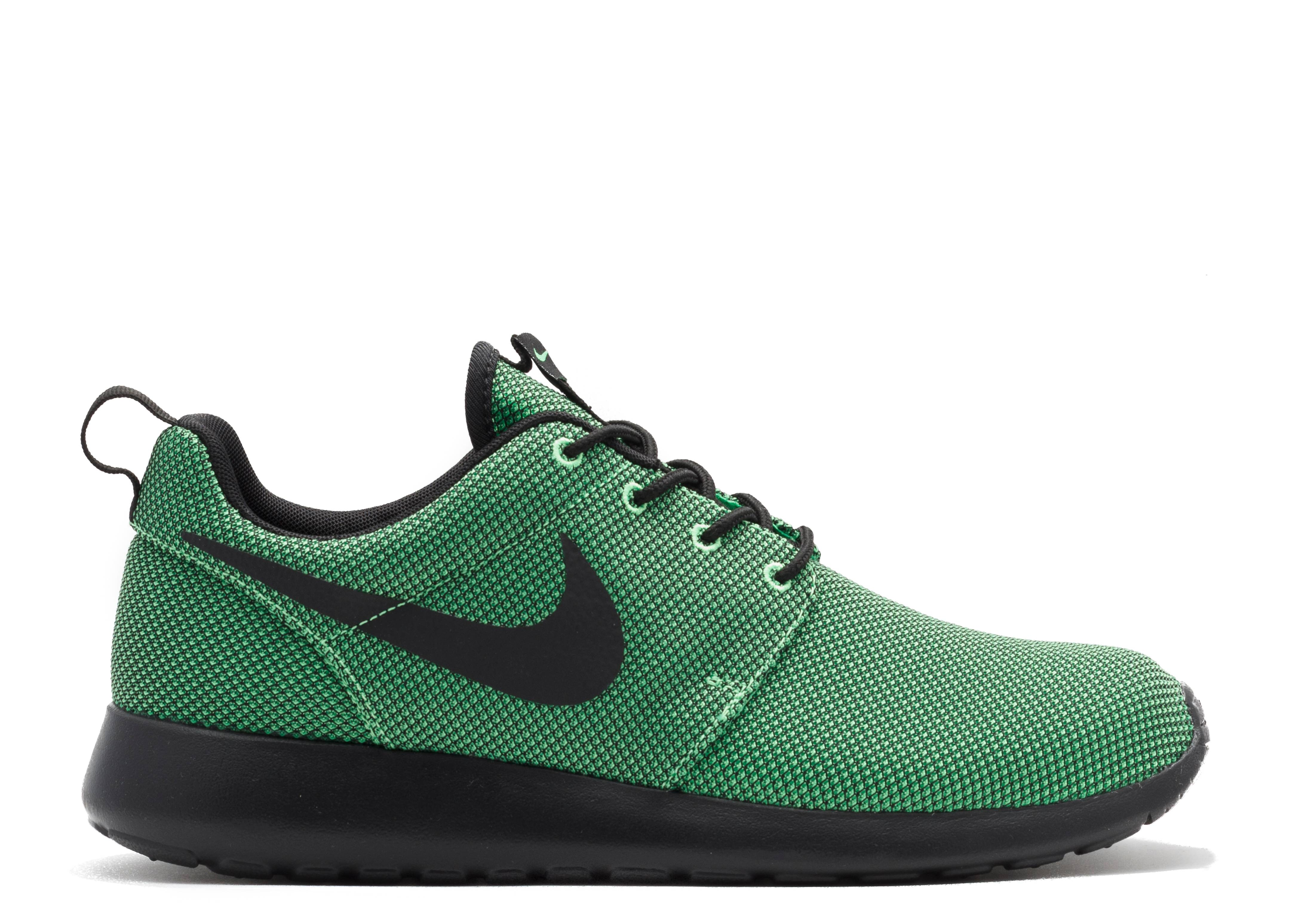 new style 077f9 9dd97 Rosherun - Nike - 511881 304 - poison green black   Flight Club