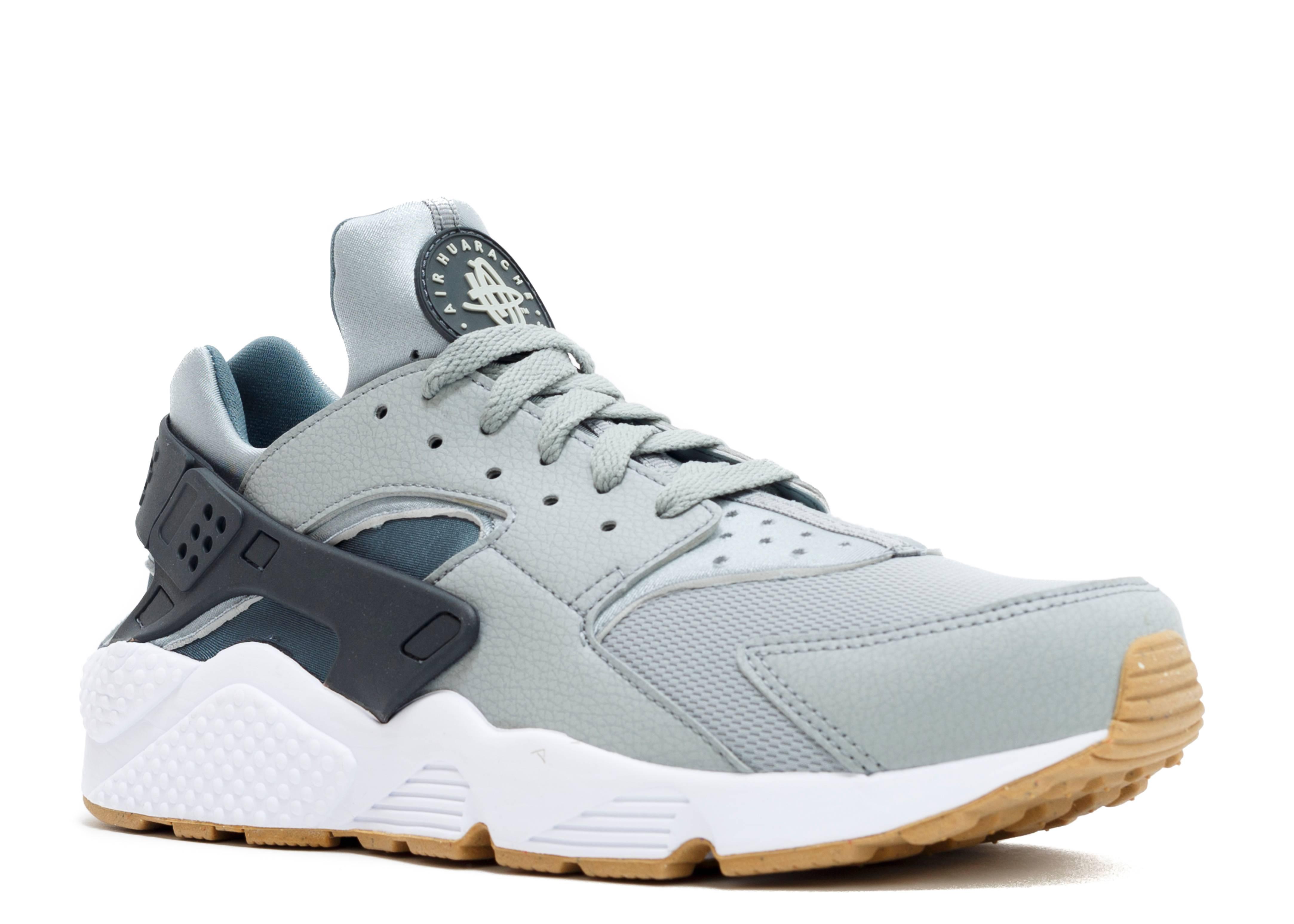 Nike Air Huarache Men's Shoes Shark/Hasta/White/Anthracite 43