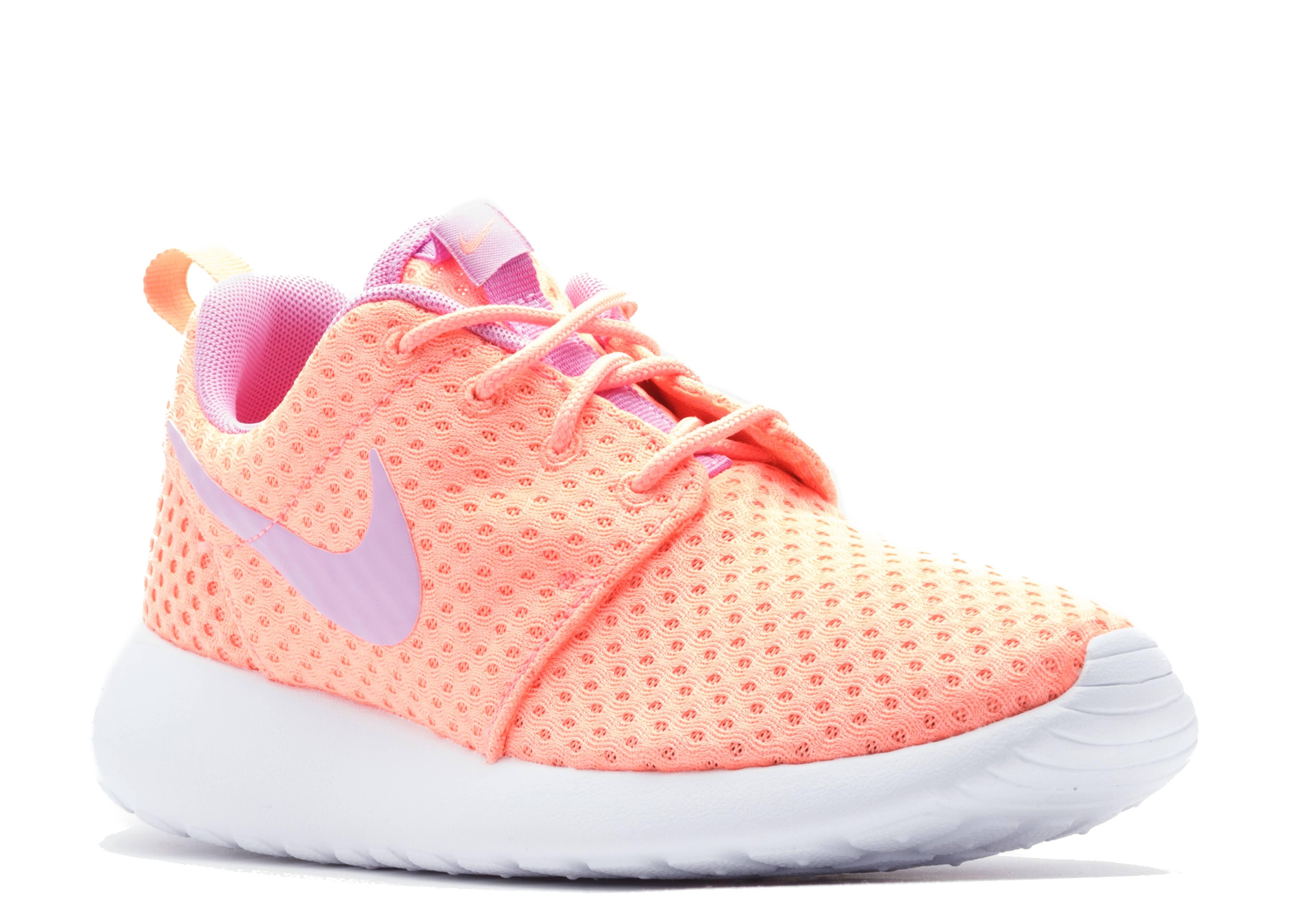 sports shoes 76366 1f4be W s Roshe One Br - Nike - 724850 661 - lava glow fuchsia glow-white    Flight Club