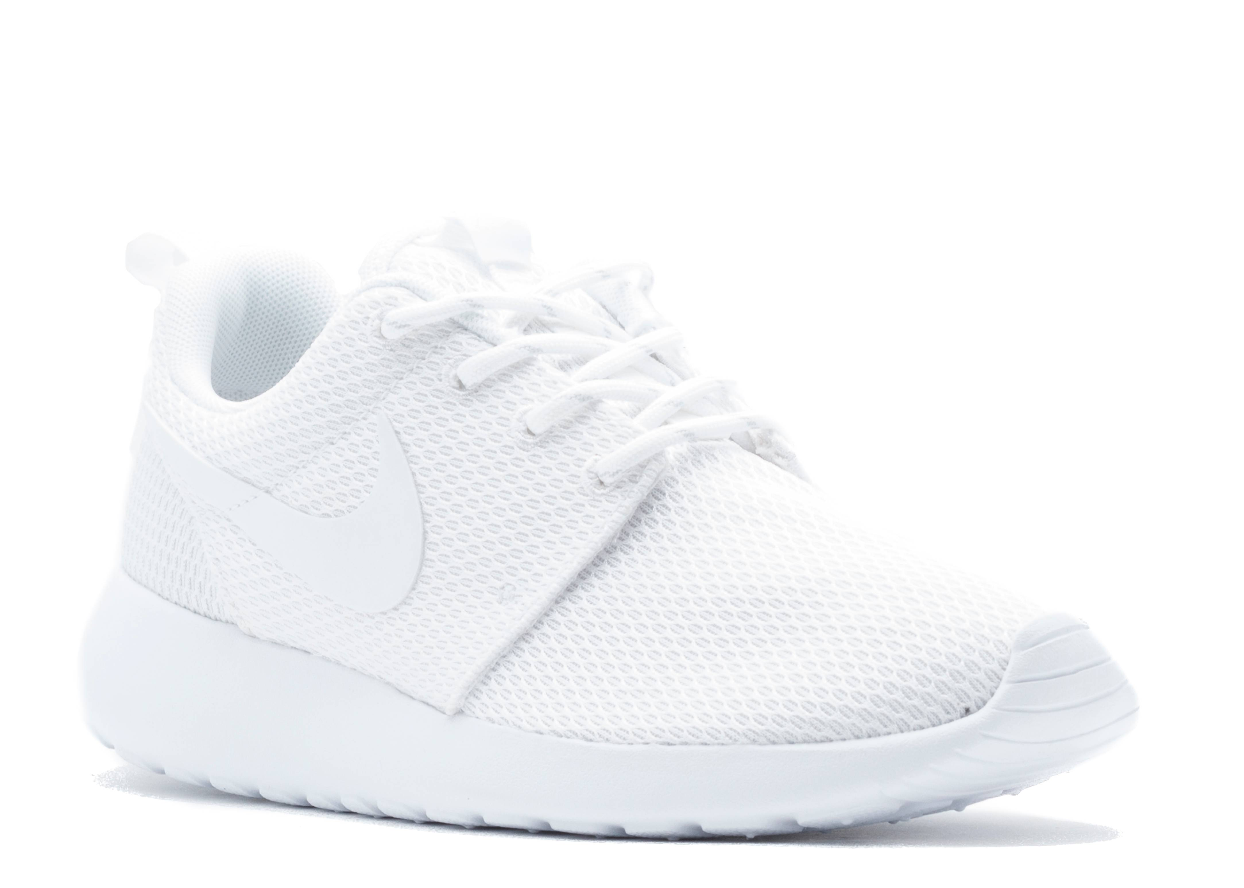 presenting 50% price exclusive range W's Roshe One - Nike - 511882 111 - white/white | Flight Club