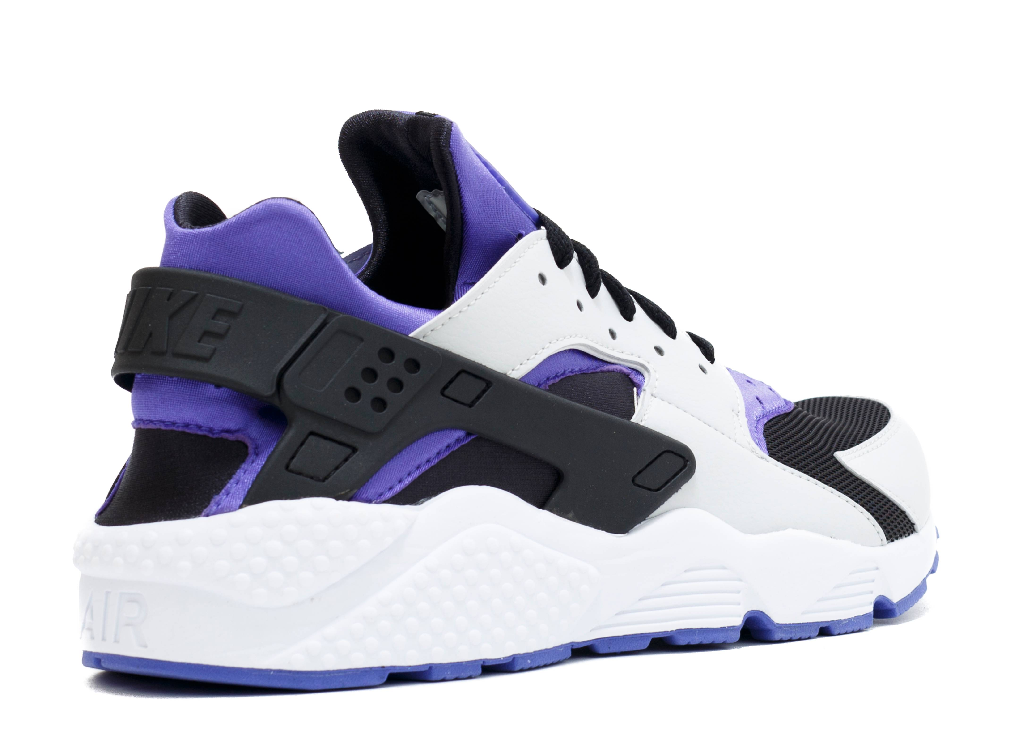 nike air huarache noir persian violet. Black Bedroom Furniture Sets. Home Design Ideas
