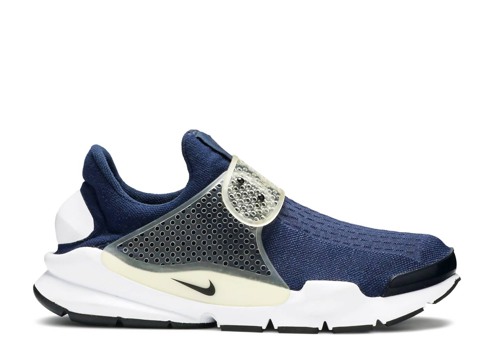 b0b407425bf Sock Dart - Nike - 819686 400 - mid navy blk-mdm gry-white