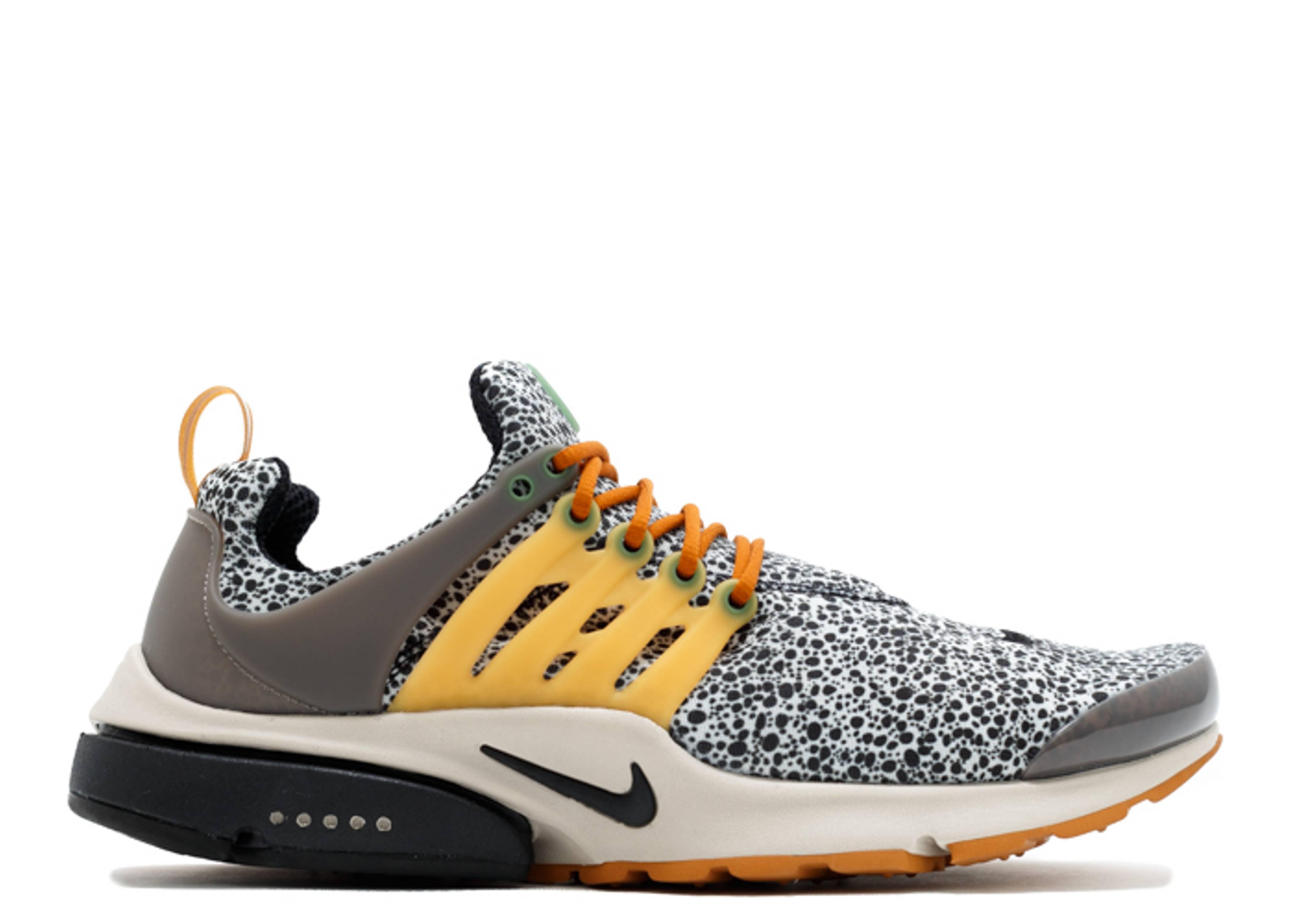 """Air Presto Se Qs """"safari"""" - Nike - 844448 002 - neutral ..."""