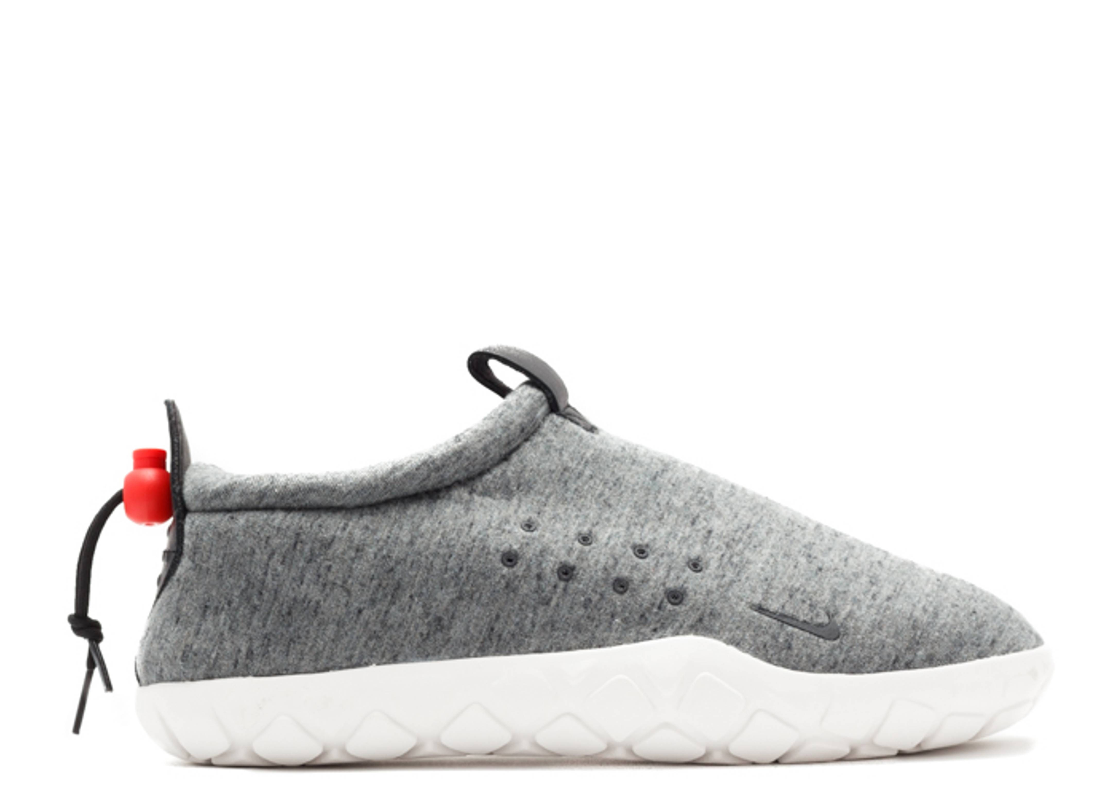 Air Moc Tech Fleece - Nike - 834591 001 - gry hthr blck-wht-unvrs bvtn  542cf03cbf