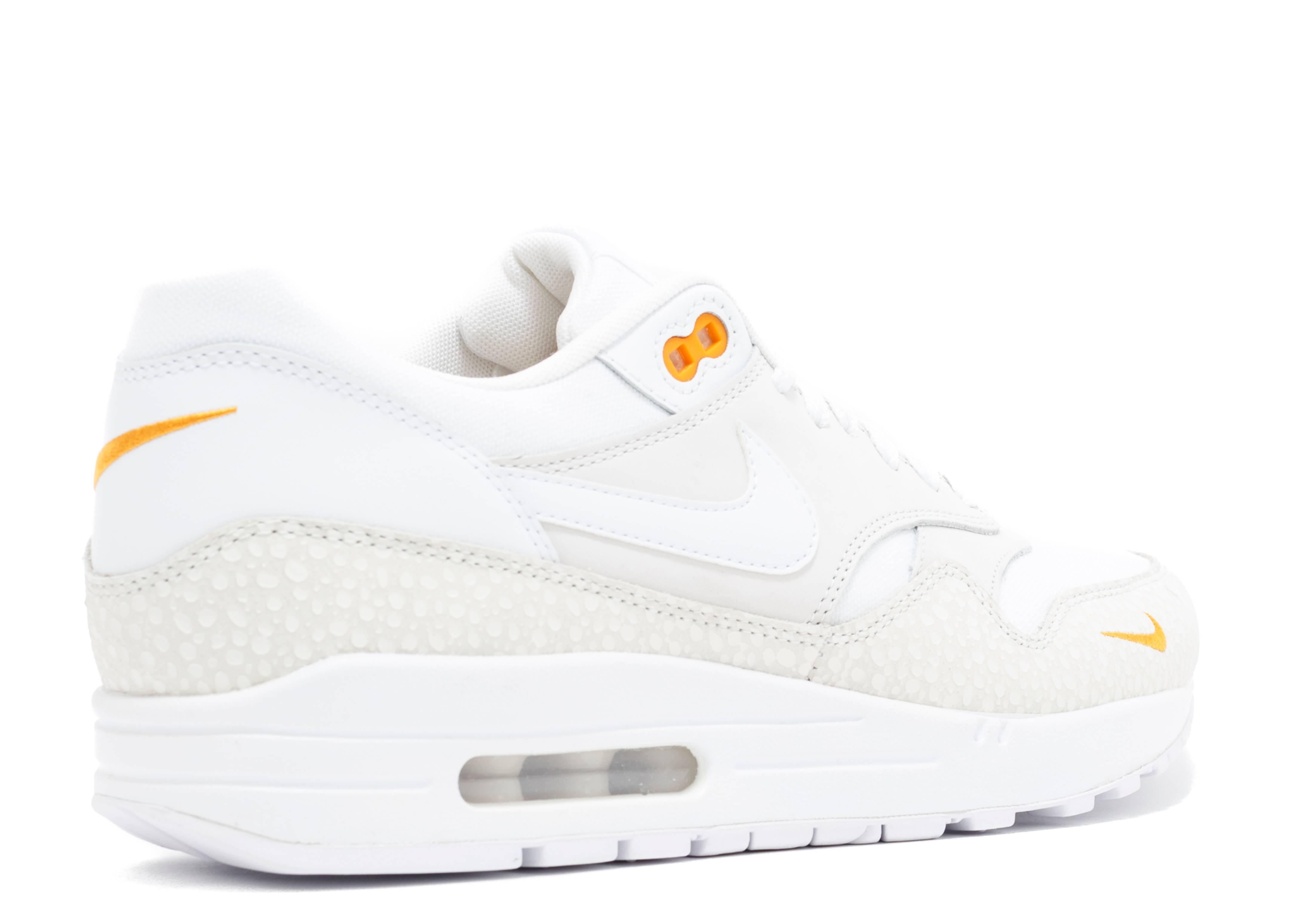 Air Max 1 Safari White