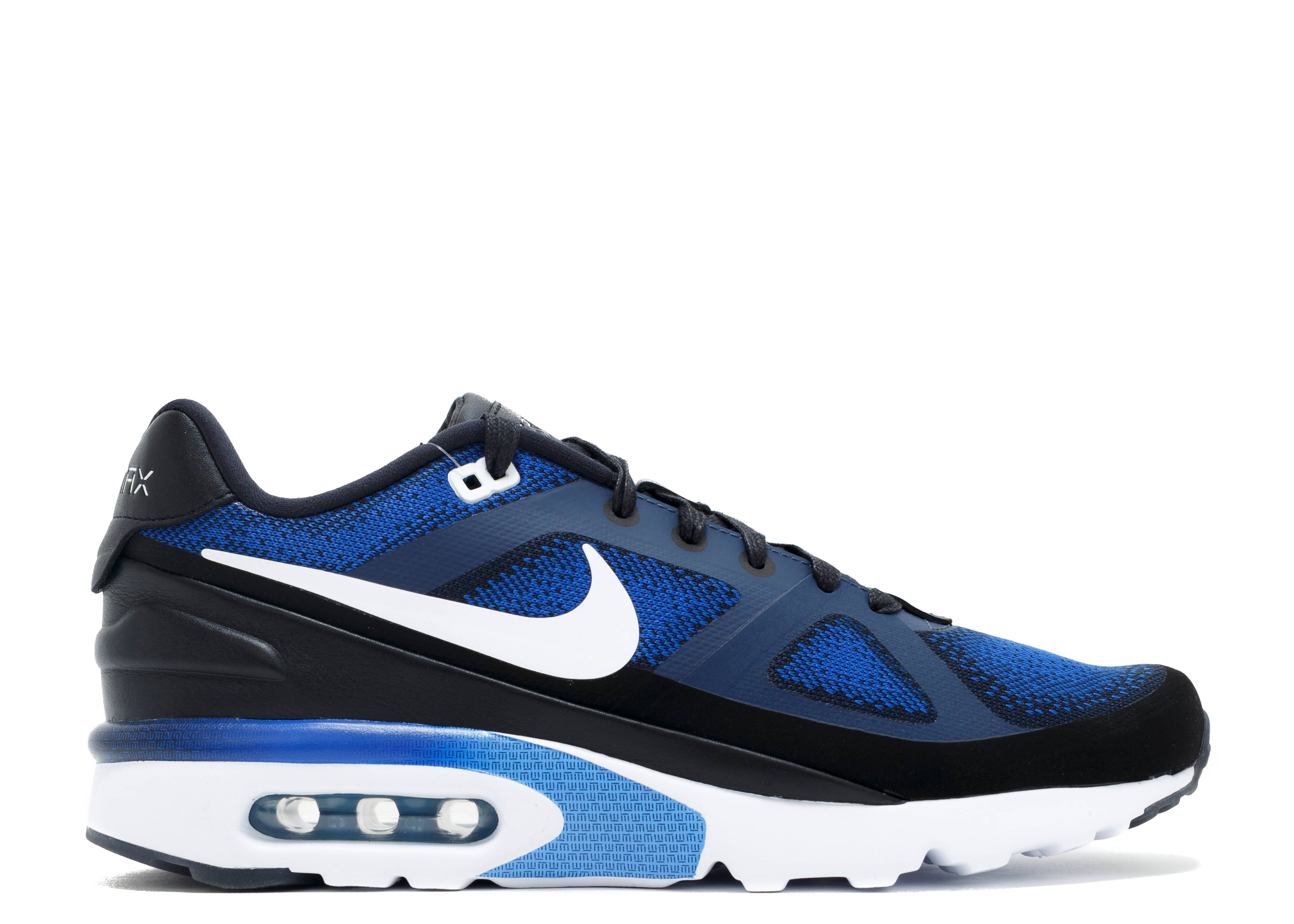 Men's Nike Air Max MP Ultra HTM M Mark Parker Deep Royal Blue Sneakers : U28b8168