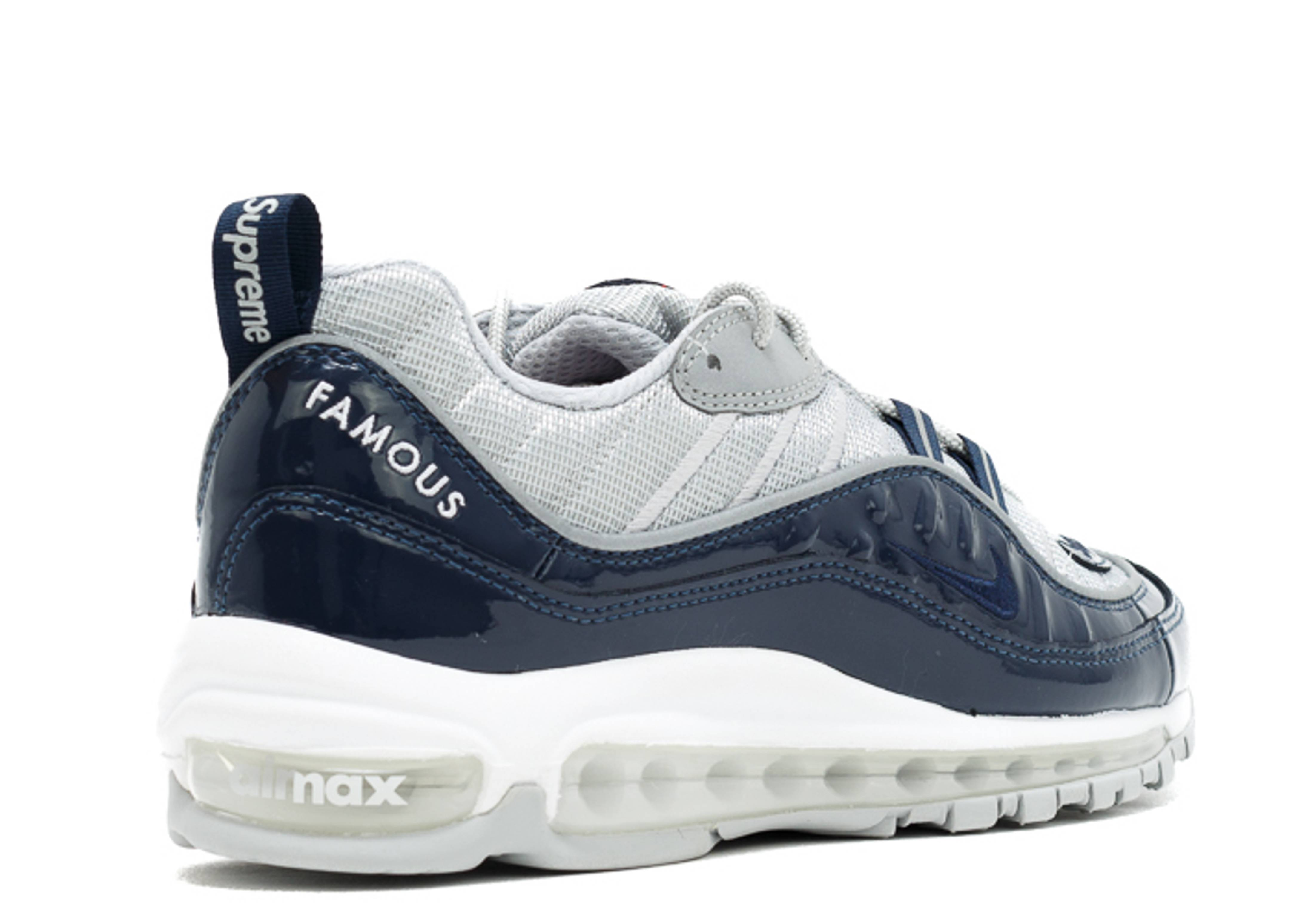 air max 98 supreme supreme obsdn obsdn rflct slvr white nike flight club. Black Bedroom Furniture Sets. Home Design Ideas