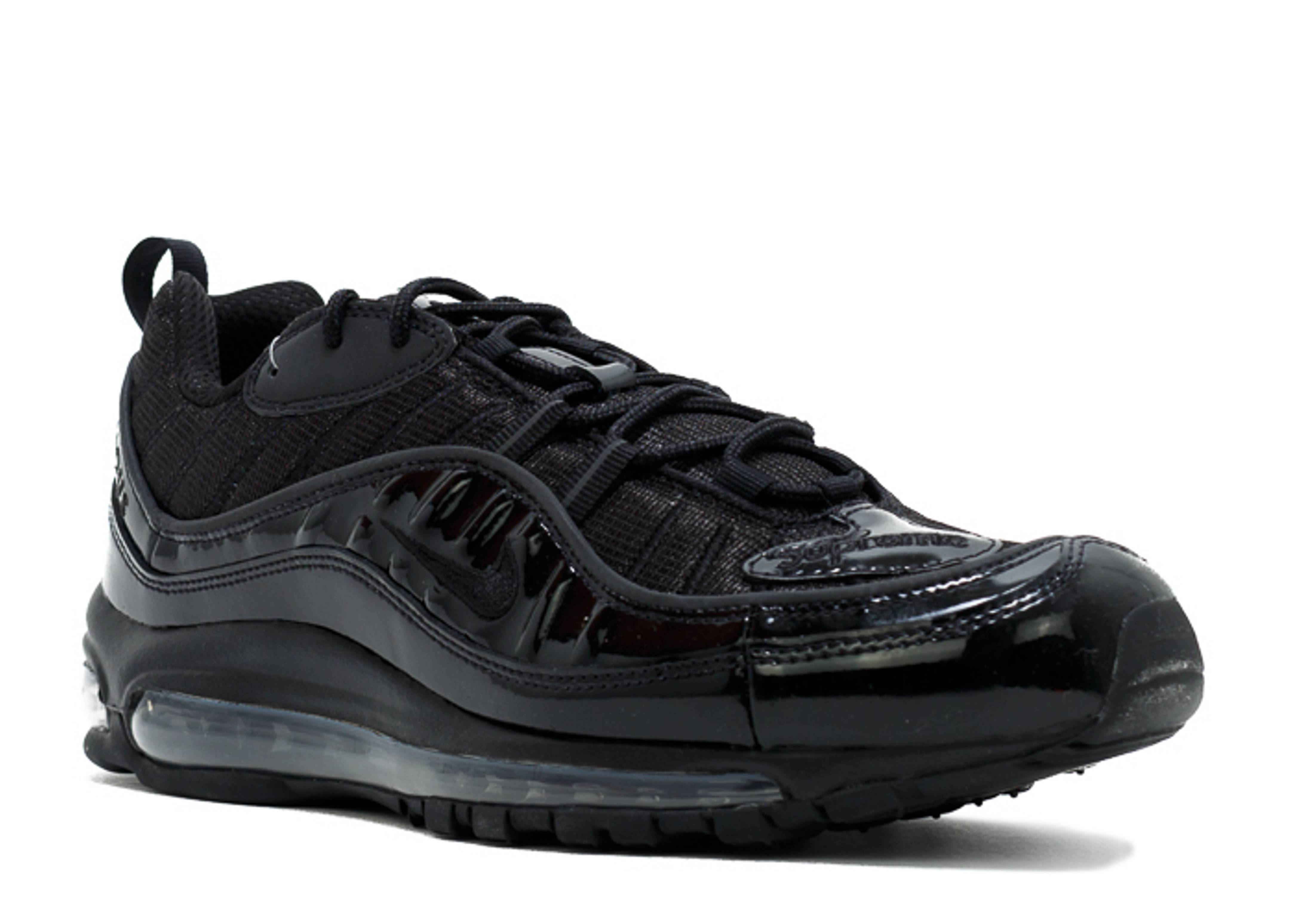 air max 98 all black air max 98 shoes foster printing. Black Bedroom Furniture Sets. Home Design Ideas