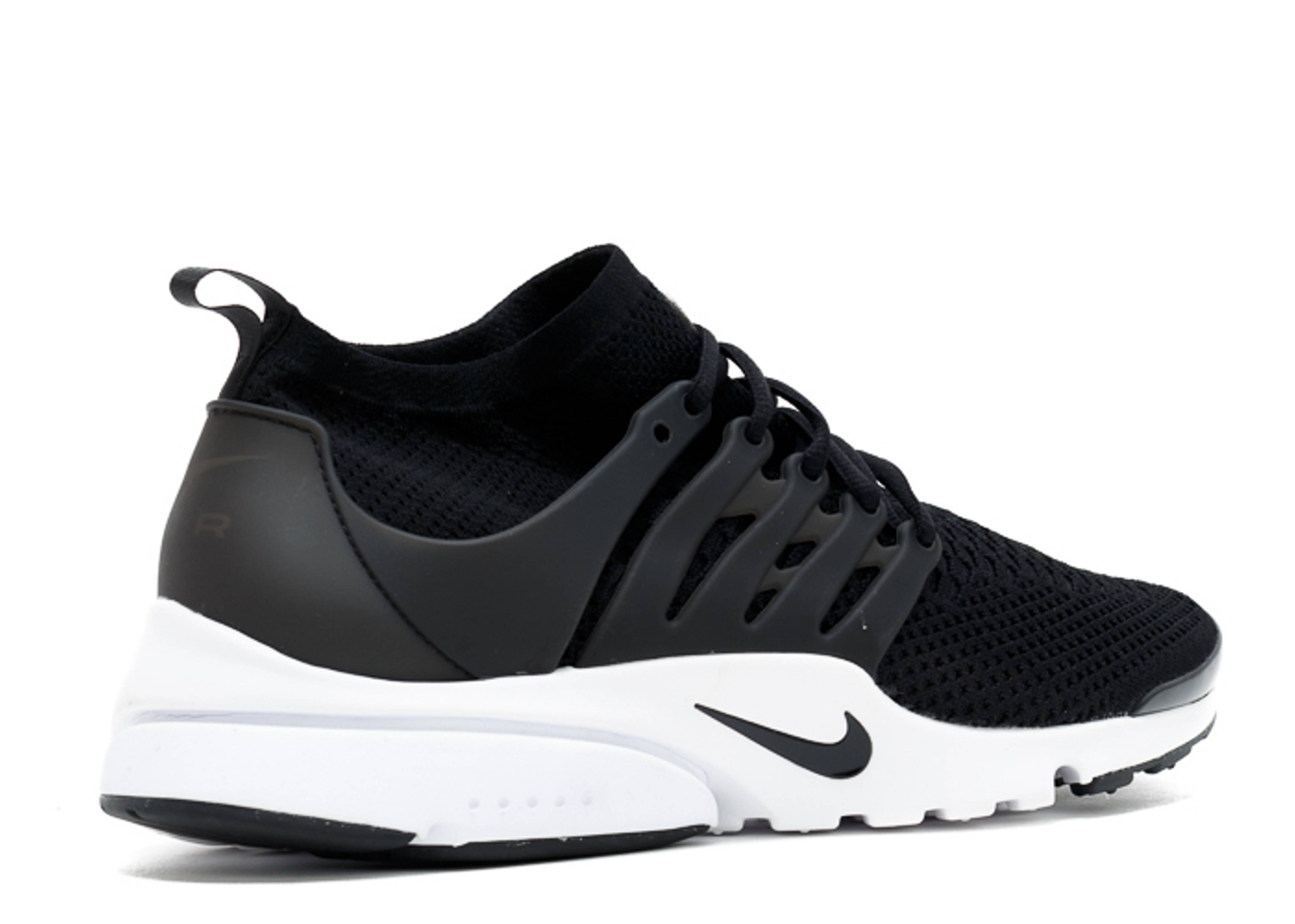 air presto flyknit ultra black black white electric green. Black Bedroom Furniture Sets. Home Design Ideas