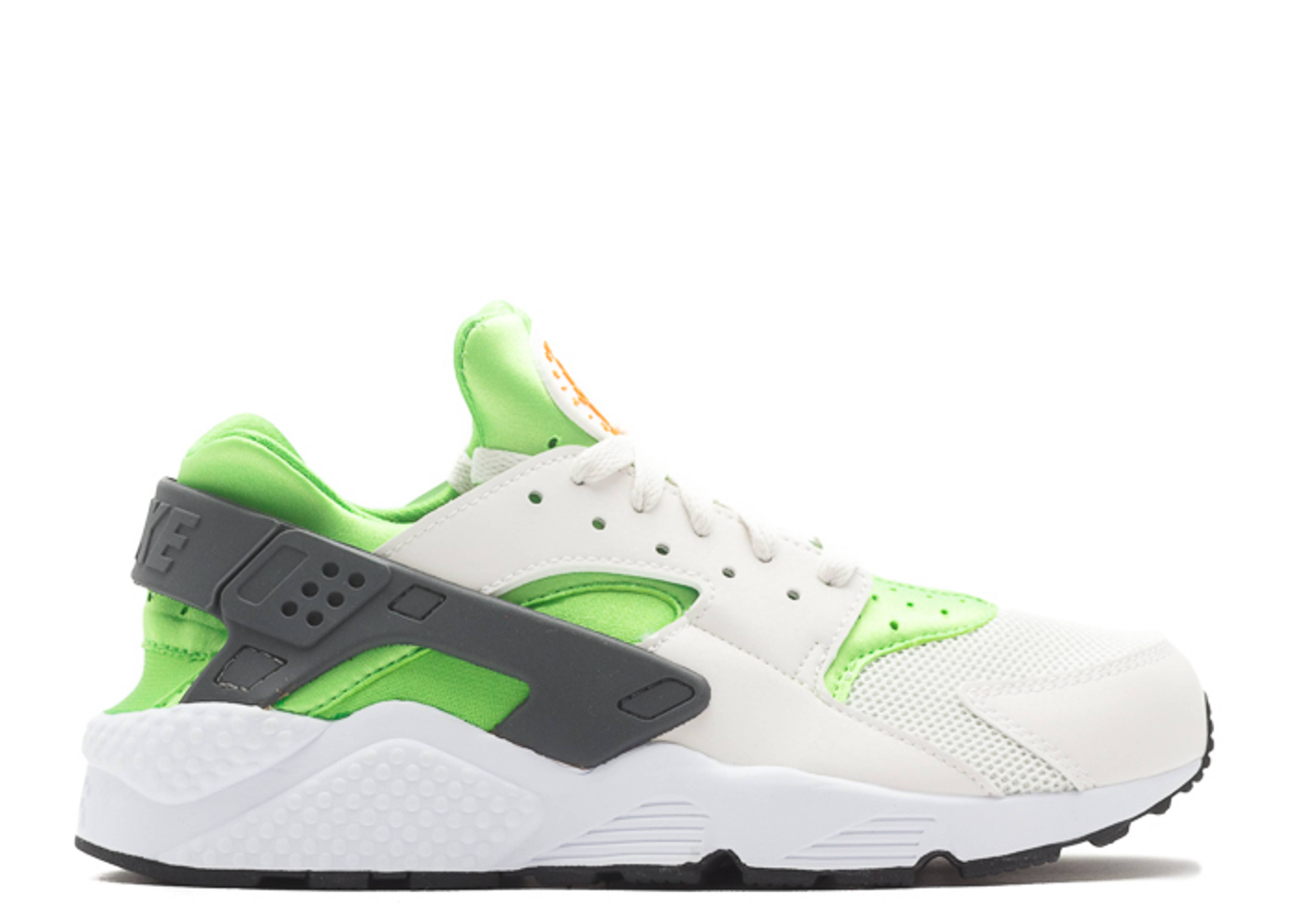 hot sale online superior quality great quality Air Huarache - Nike - 318429 304 - actn green/vvd orng-phntm-wht ...
