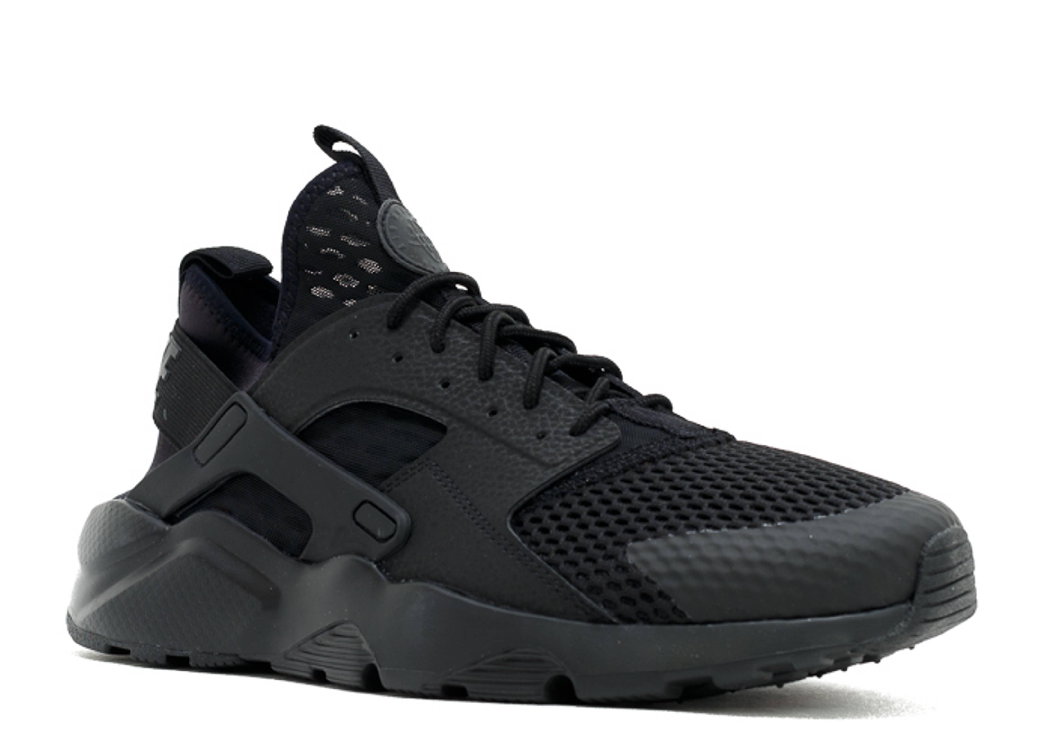Air Huarache Run Ultra Breathe 'Black' - Nike - 833147 001 - black ...