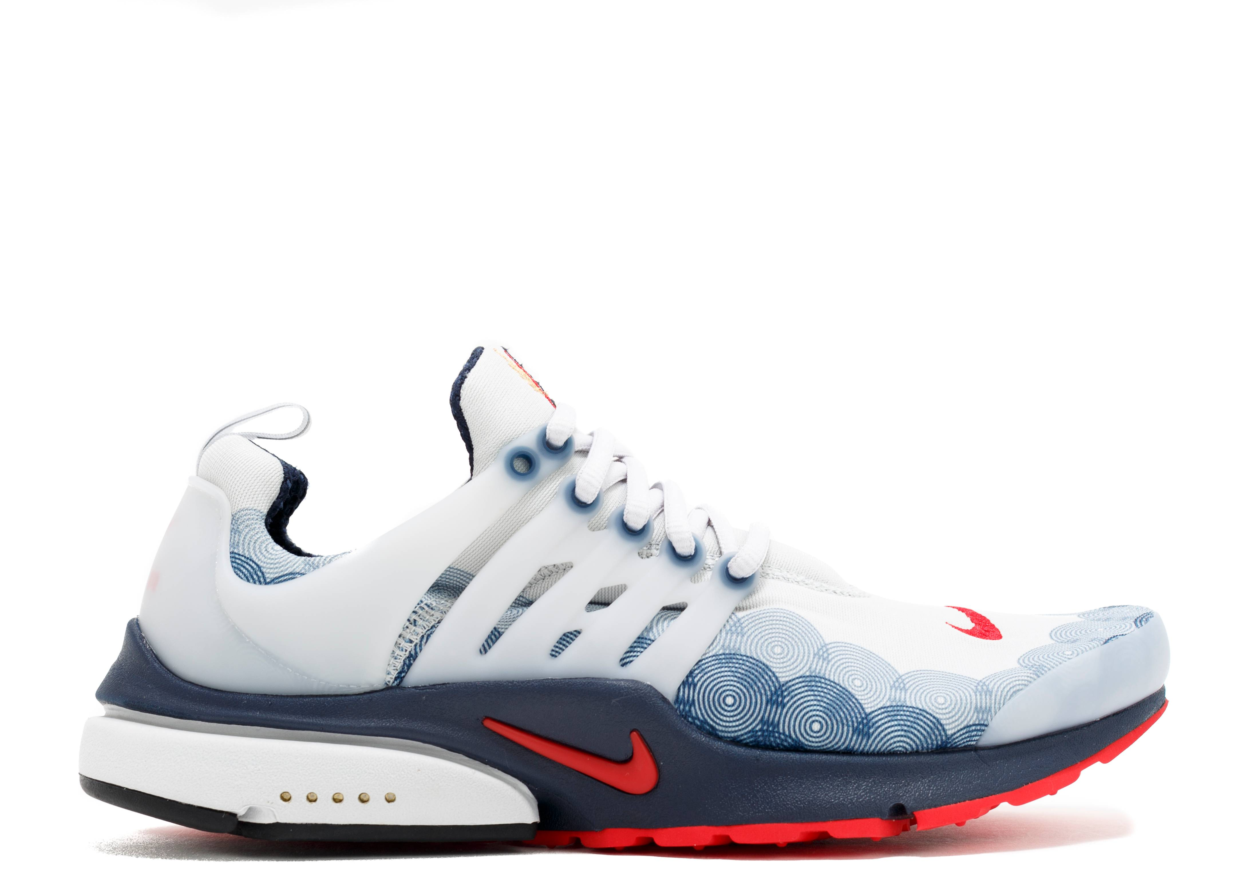 Air Presto Gpx Quot Olympic Quot Nike 848188 004 Neutral