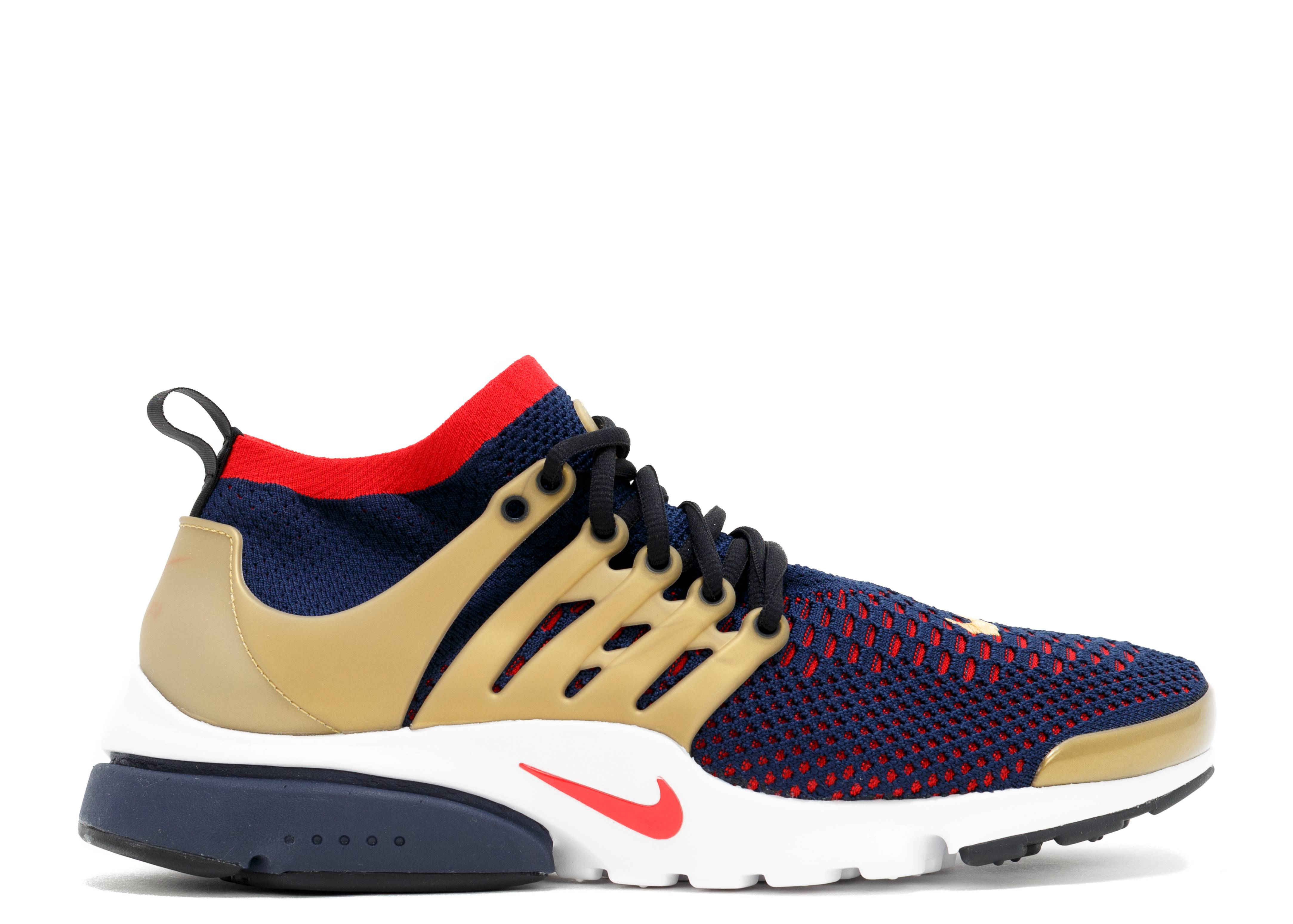 "air presto flyknit ultra ""olympic"""