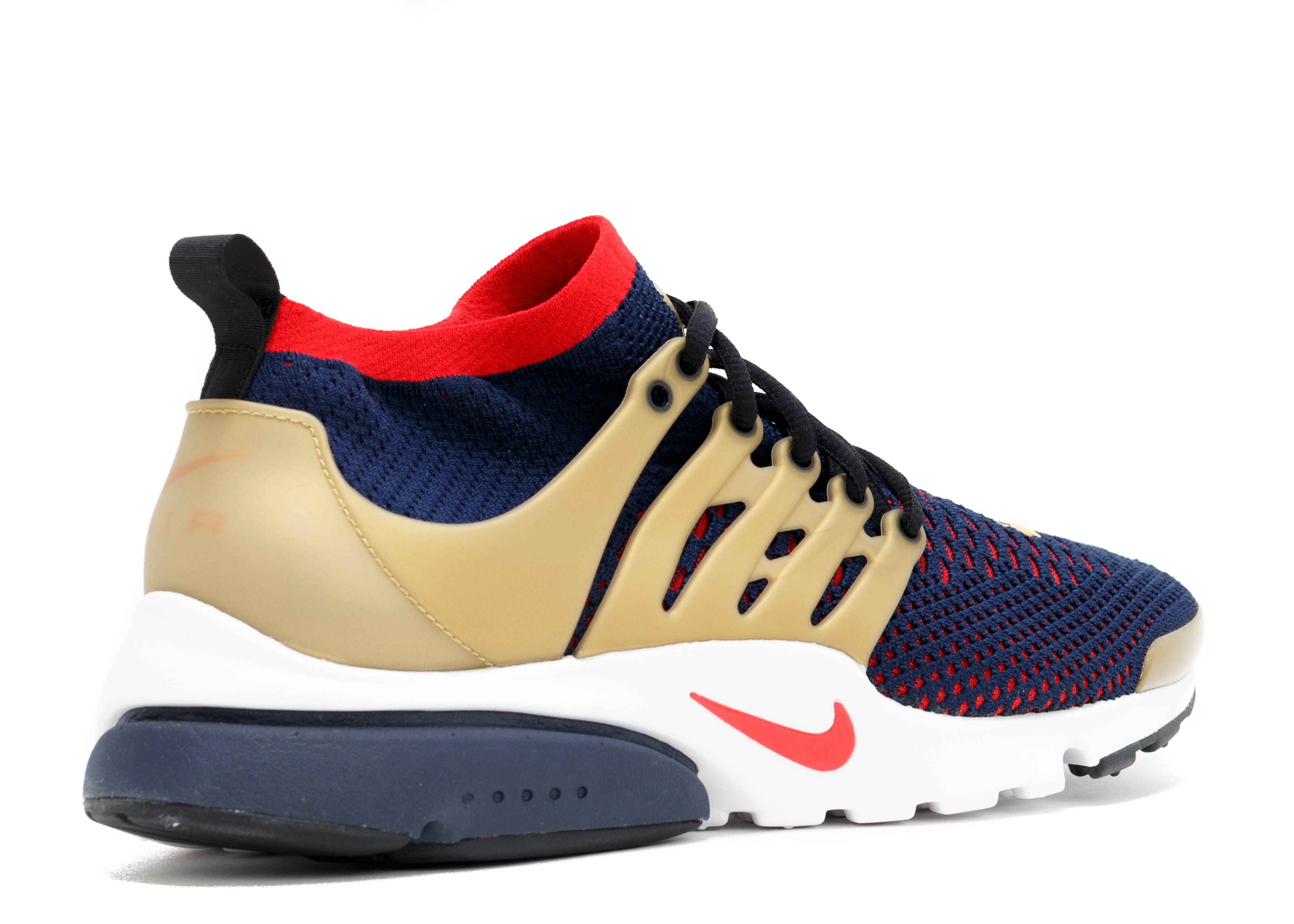 air presto flyknit ultra olympic nike 835570 406. Black Bedroom Furniture Sets. Home Design Ideas