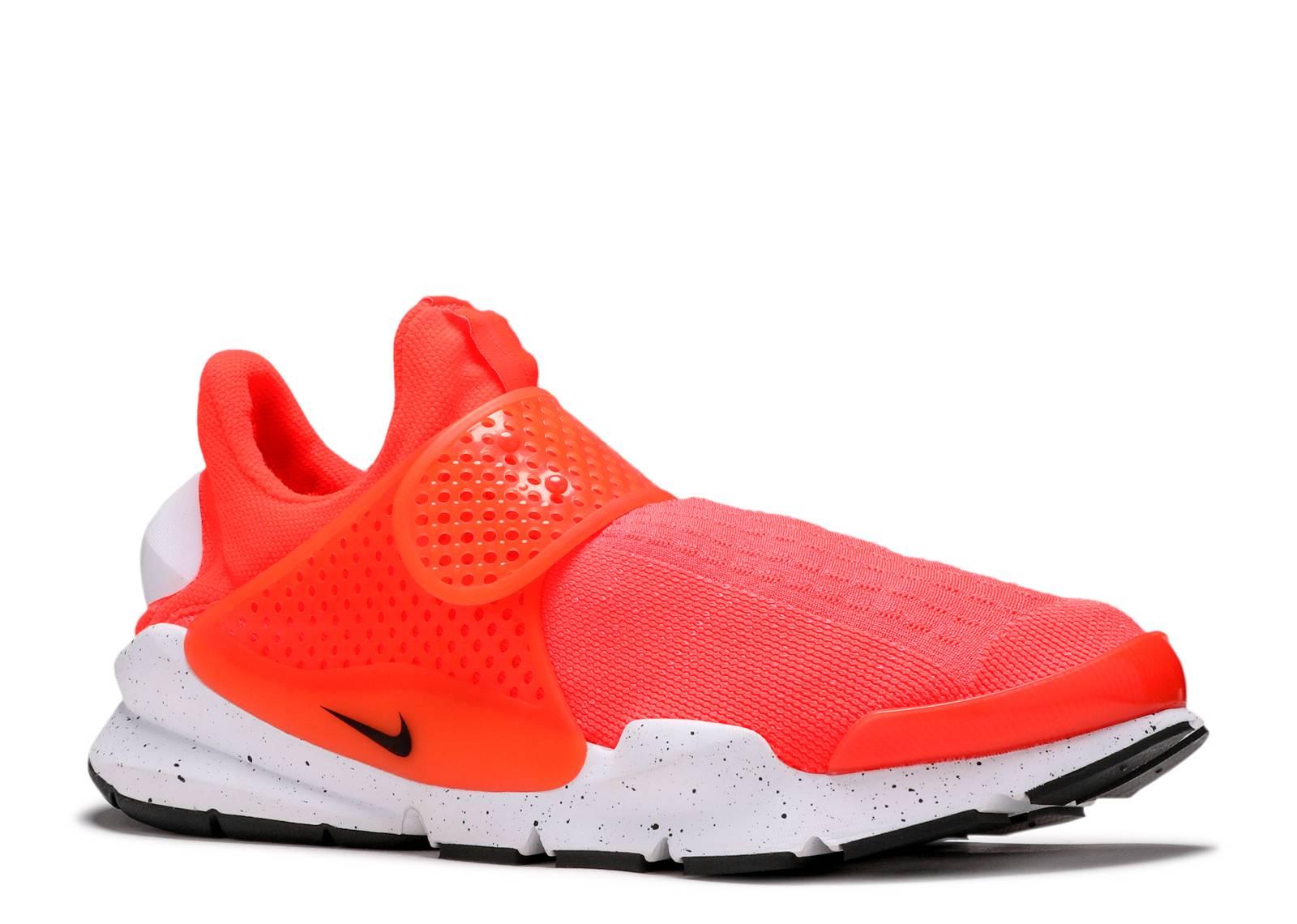 dc29cc60c310 Sock Dart Se - Nike - 833124 800 - total crimson black-white ...
