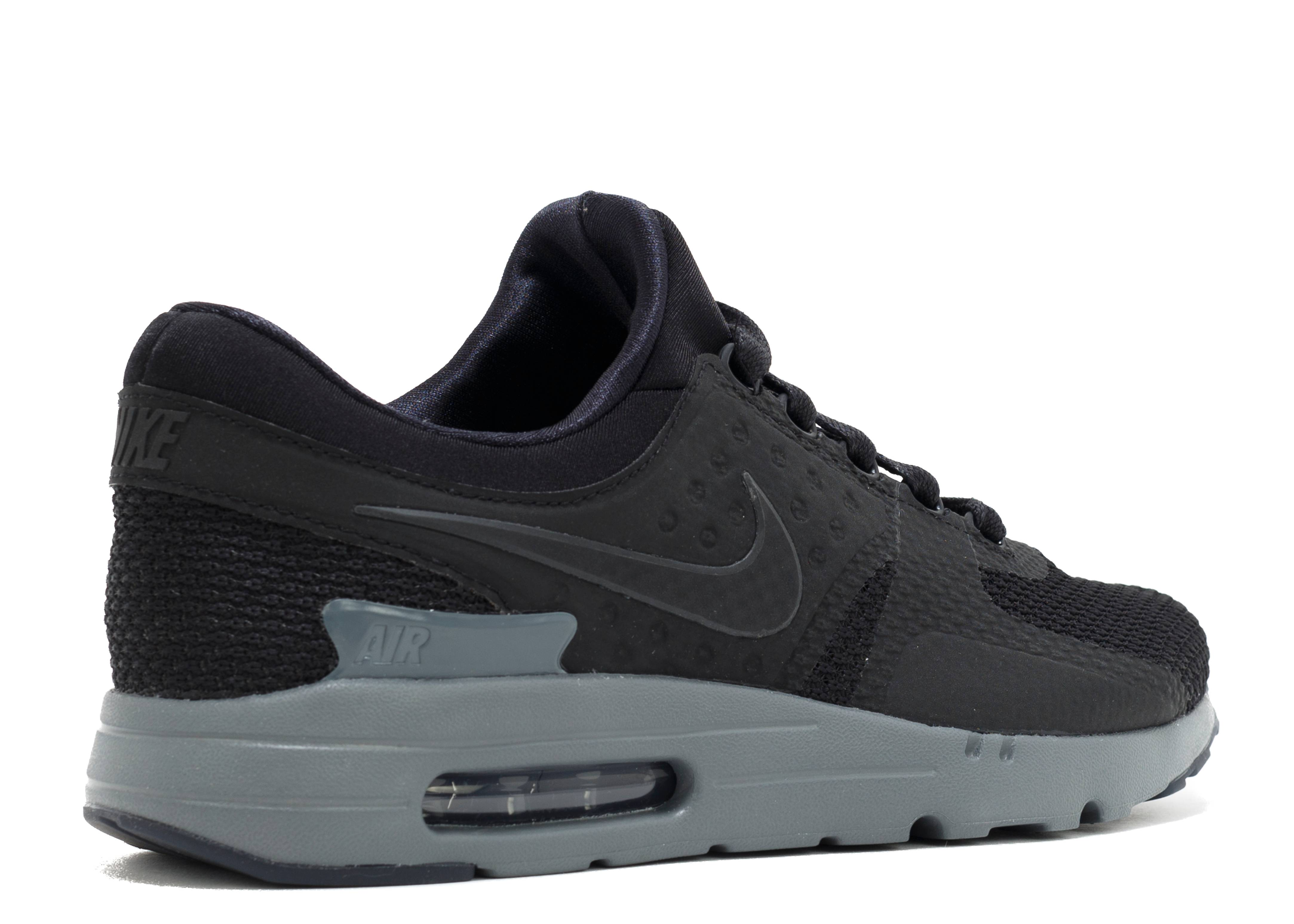 online store 646f7 42f88 ... netherlands air max zero qs nike 789695 001 black black dk grey flight  club c3ef1 49255