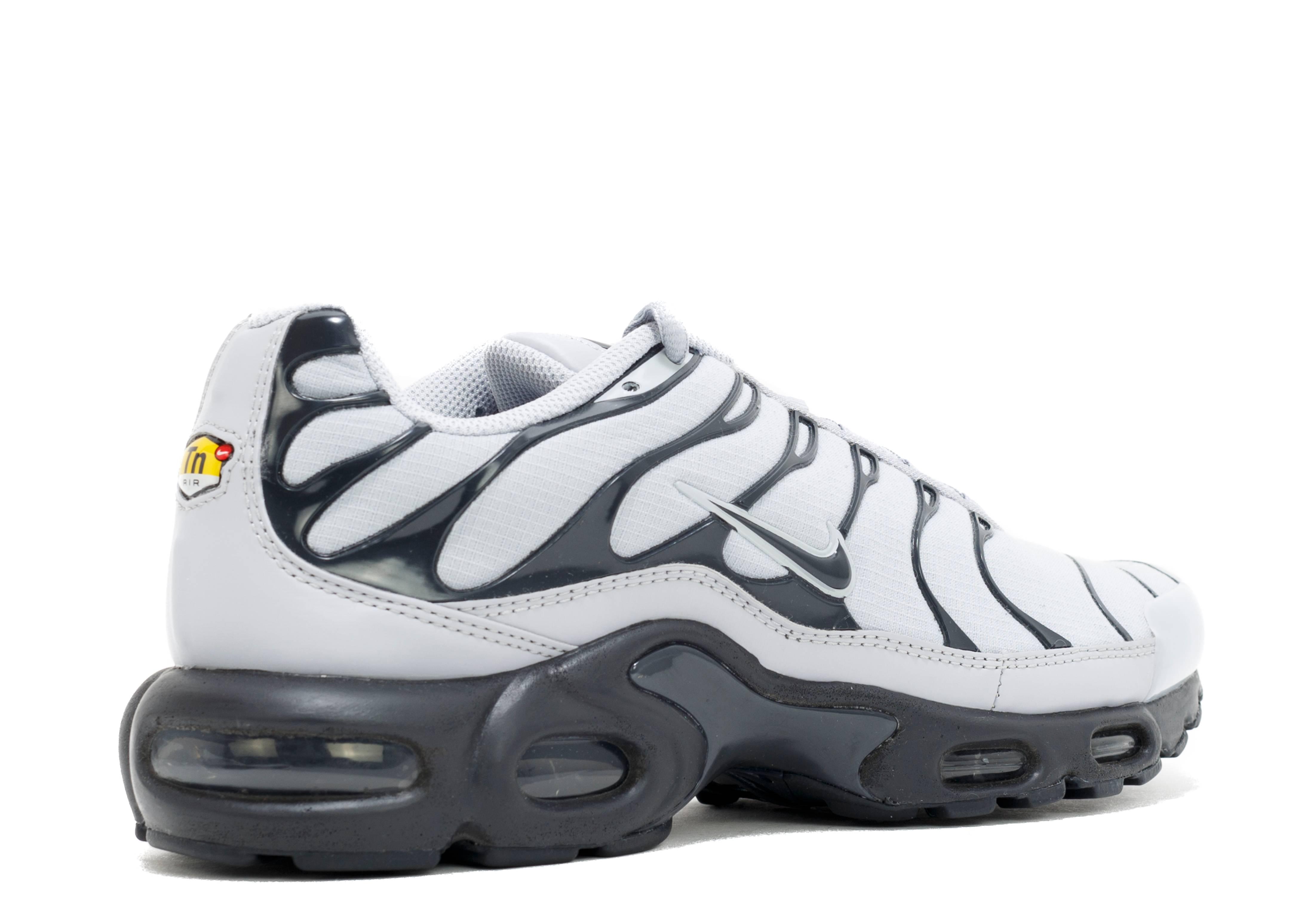 Air Max Plus Txt - Nike - 647315 099 - wolf grey/mtlc hmtt ...