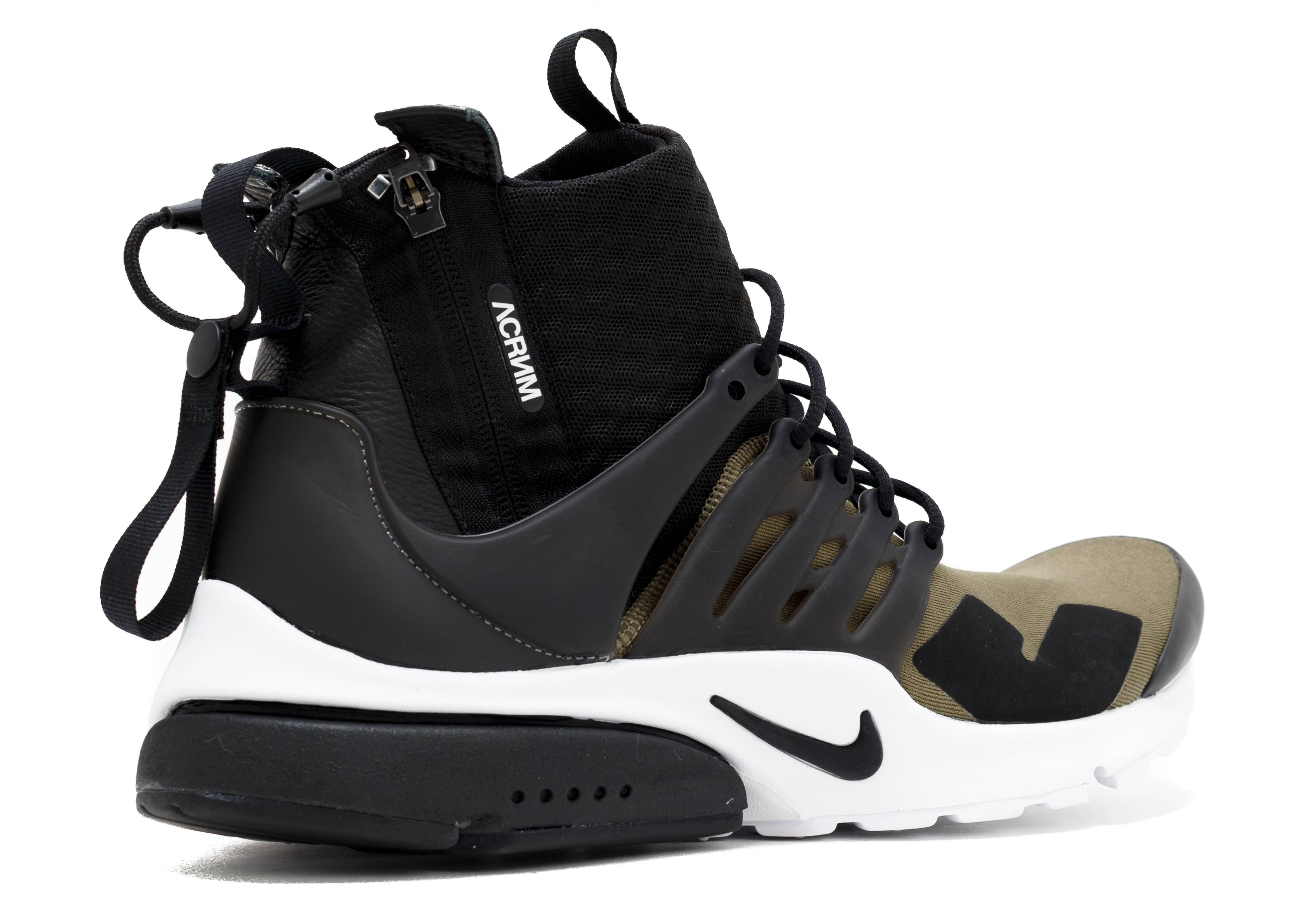 ba2ab8d59f71 ... new arrivals air presto mid acronym acronym nike 844672 200 med olive  black dust flight club