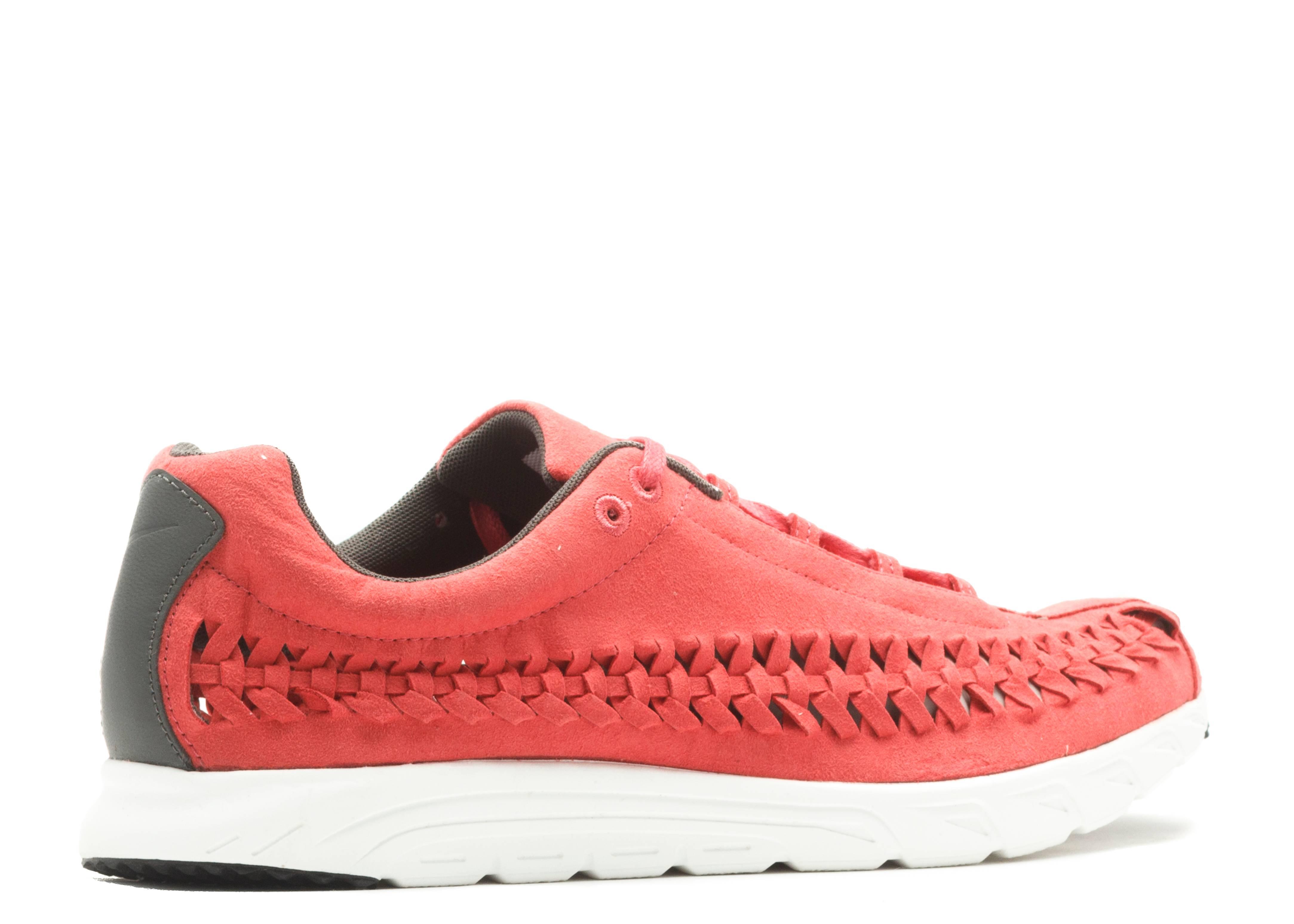 Mayfly Woven - Nike - 833132 600 - terra red  drk bs grey-smmt wht ... 5fbf372e9