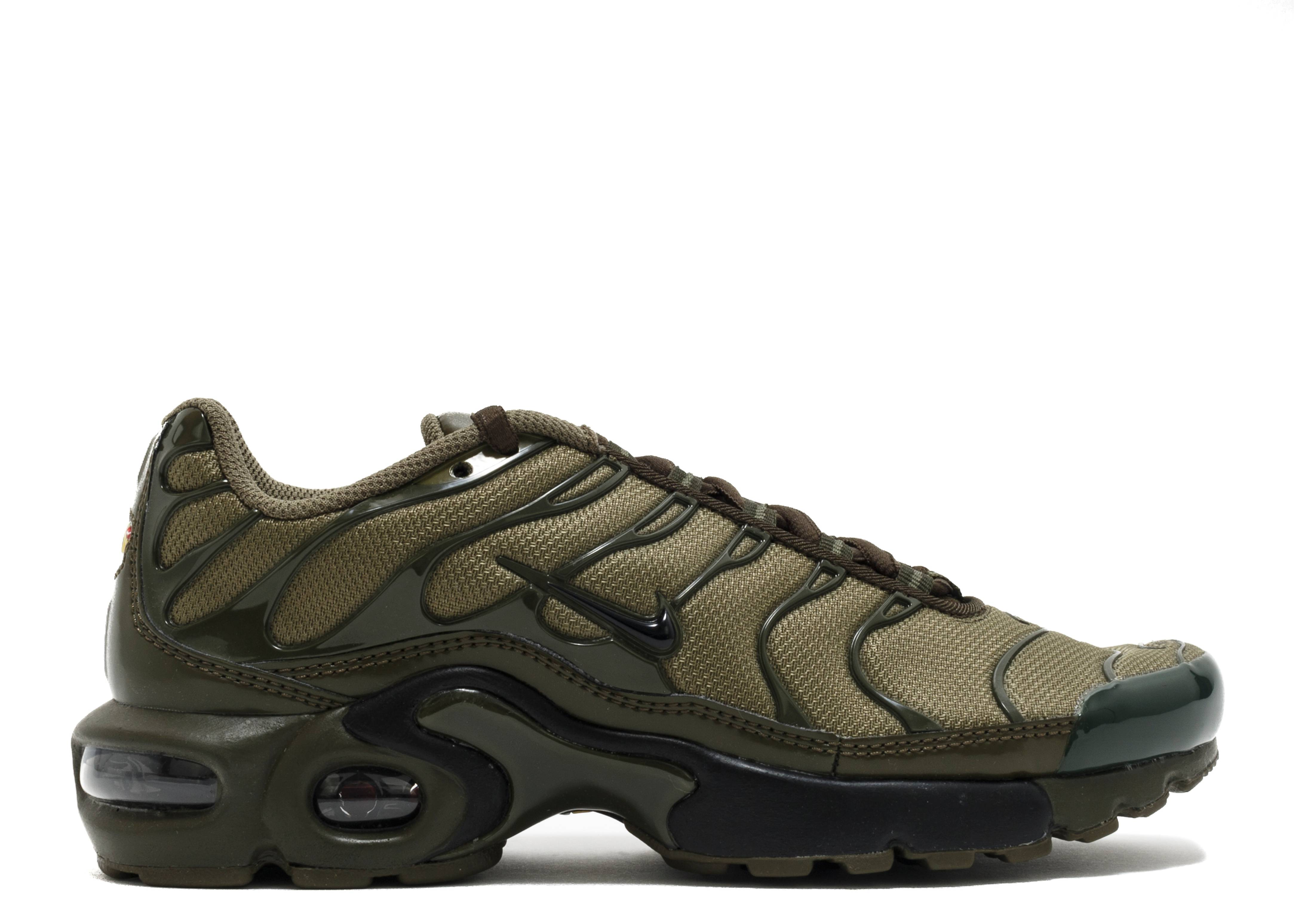 "air max plus (gs) ""olive cargo"""