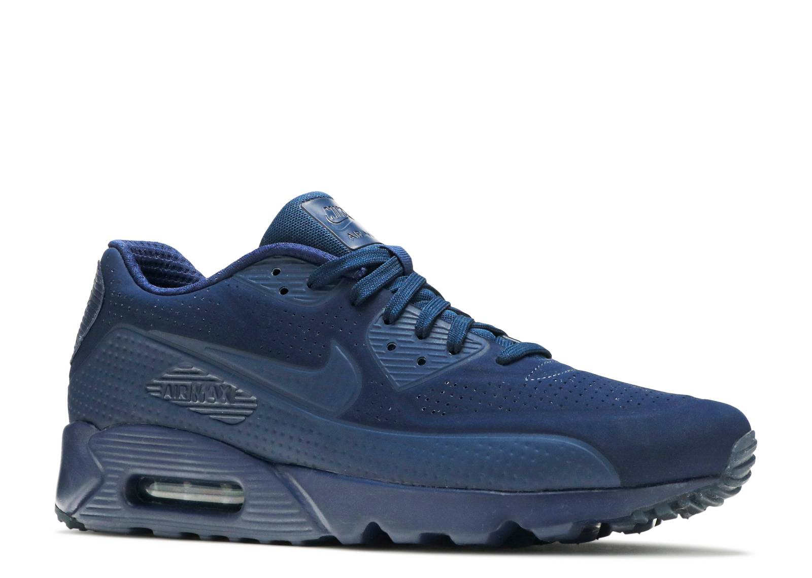 Nike Air Max 90 Ultra Moire Midnight Navy Mid Navy White   Footshop