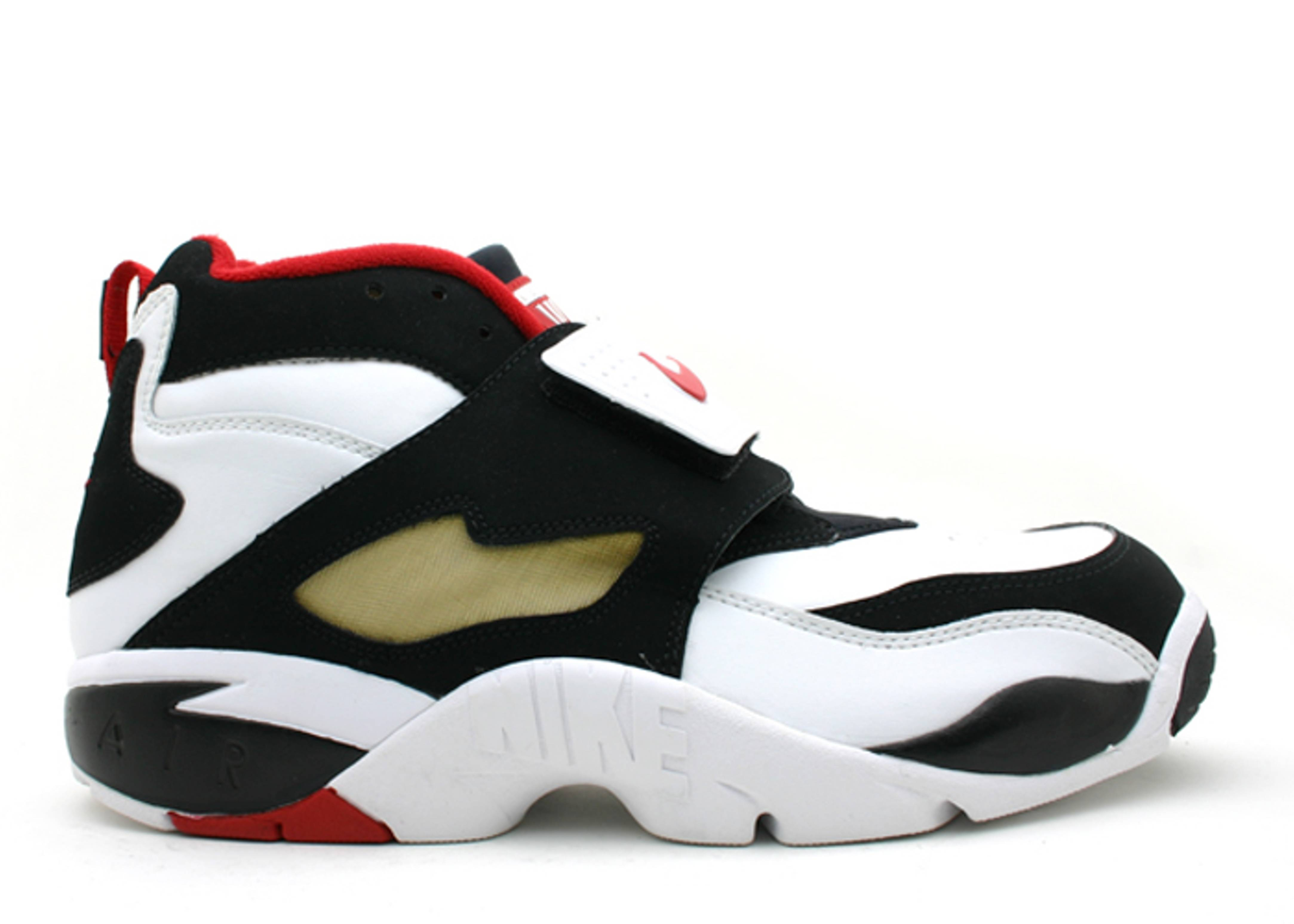 half off f8cd1 cd6a2 Air Diamond Turf - Nike - 309434 101 - white/black-varsity ...