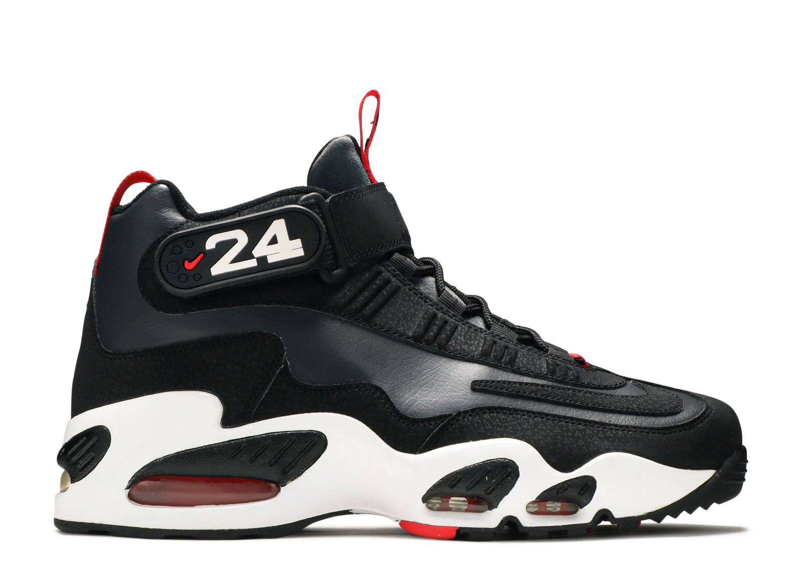 ... store air griffey max 1 nike 354912 002 anthracite black hot red white  flight club 23fde 2cd77b99f