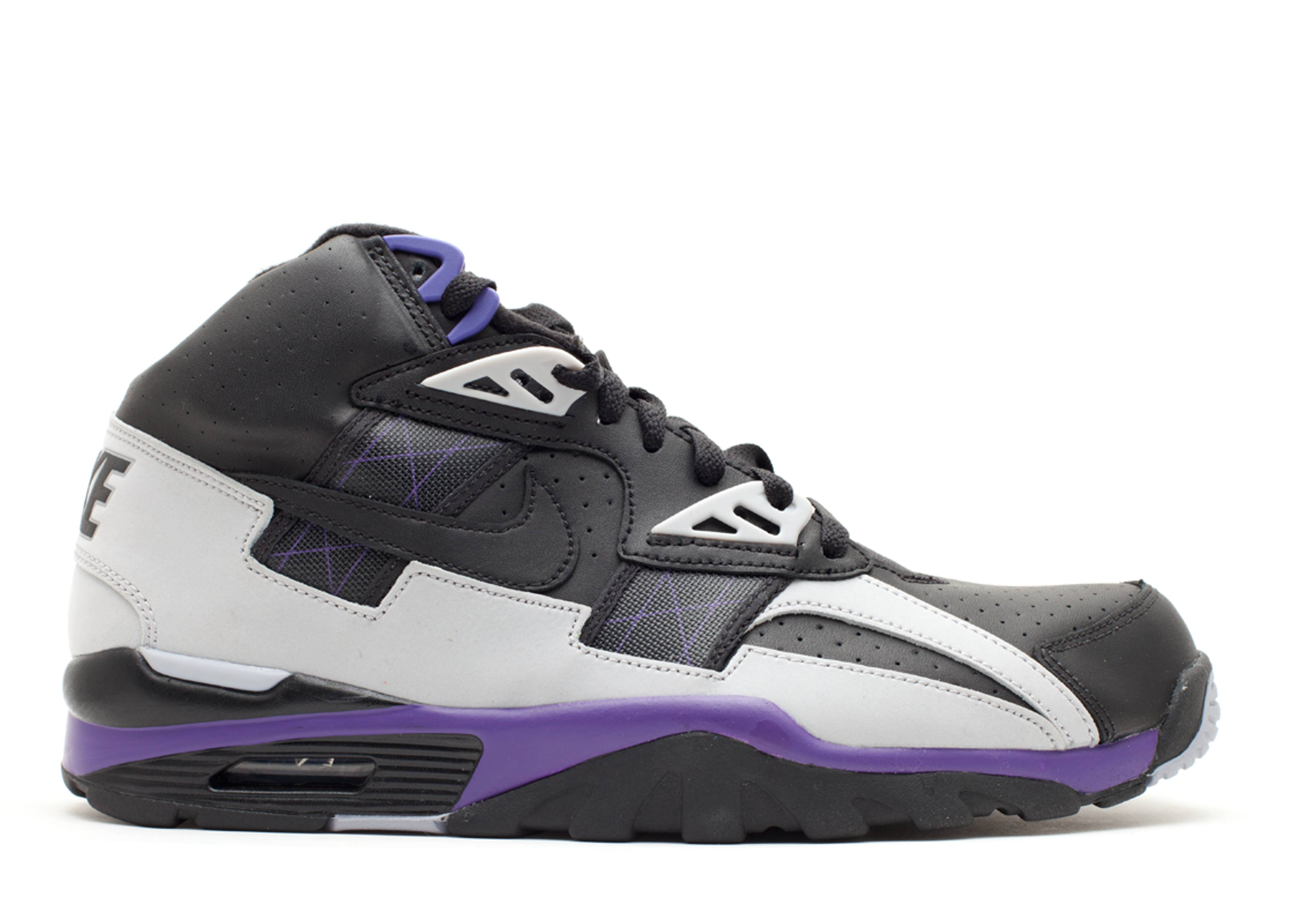 3ce17fe7aea Air Trainer Sc High - Nike - 302346 050 - black black-wolf grey-clb ...