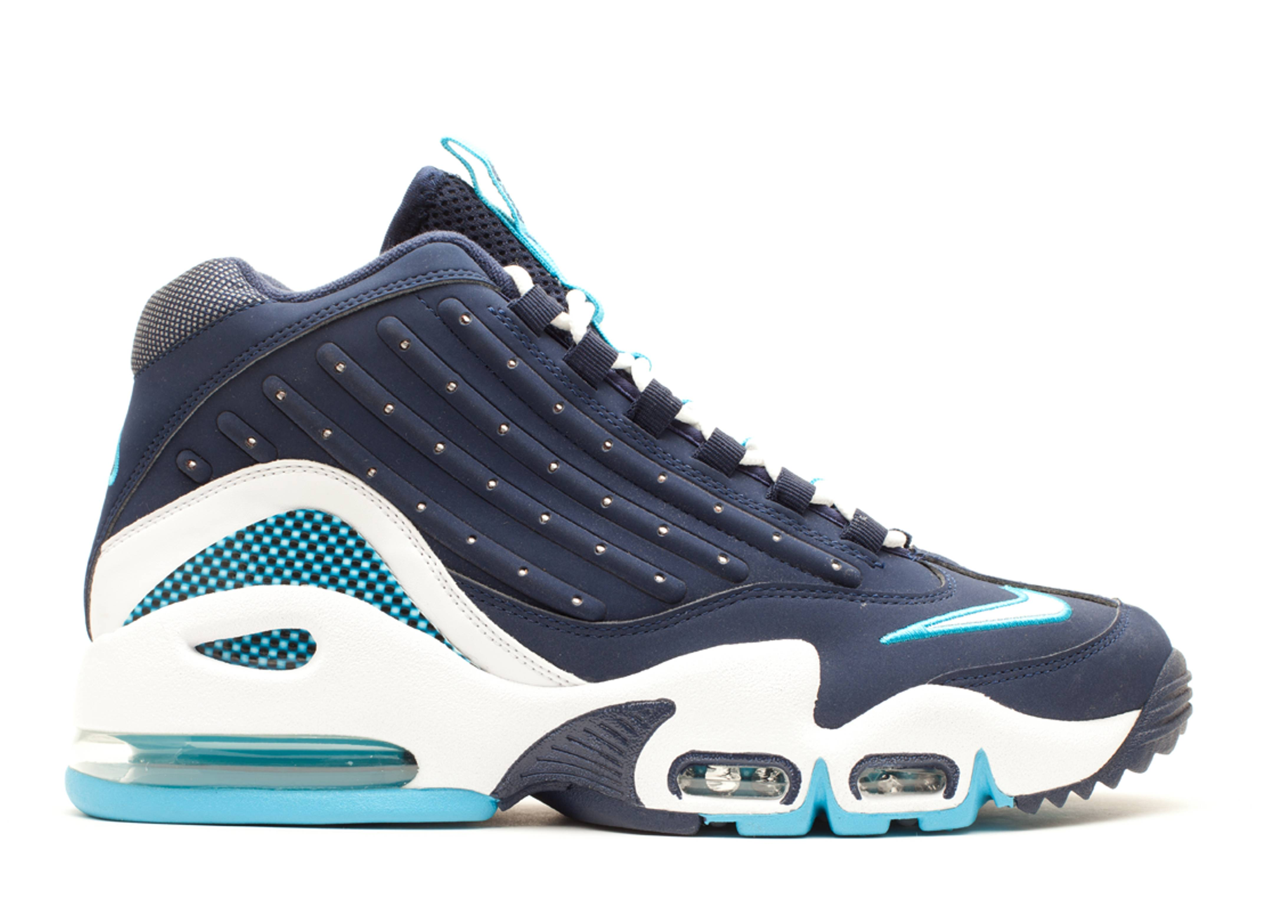 435dad5db3 Air Griffey Max 2 - Nike - 442171 400 - midnight navy/white-chlorine ...