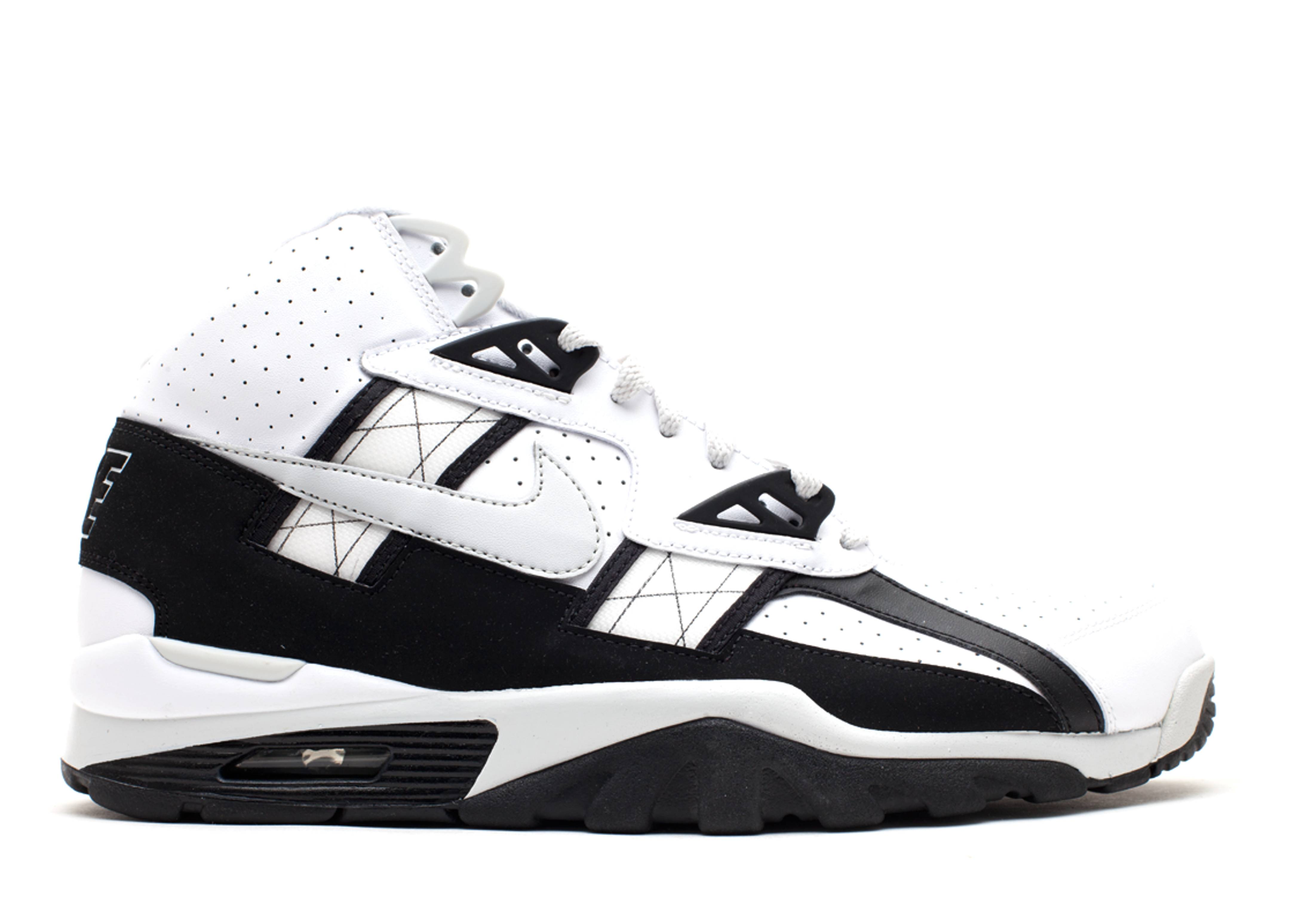 "air trainer sc high (nfl) ""raiders"""