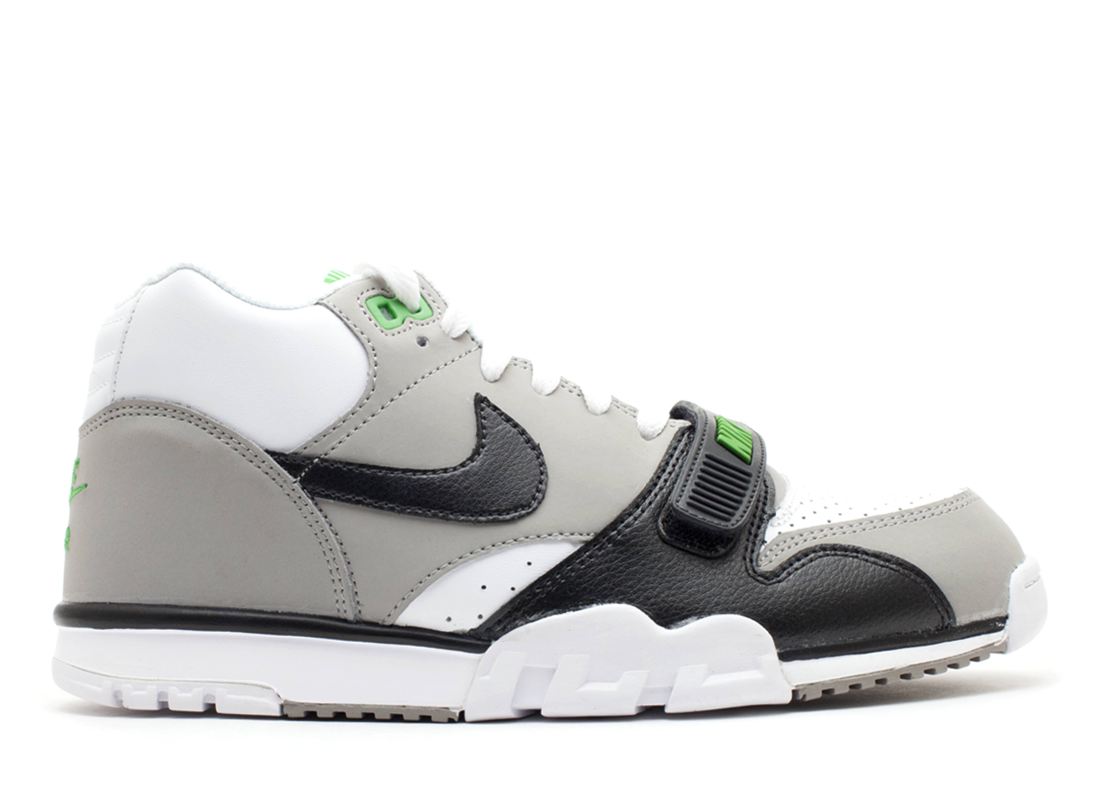 separation shoes a1db3 64ee2 the nike air trainer 1 mid premium chlorophyll gets a refill