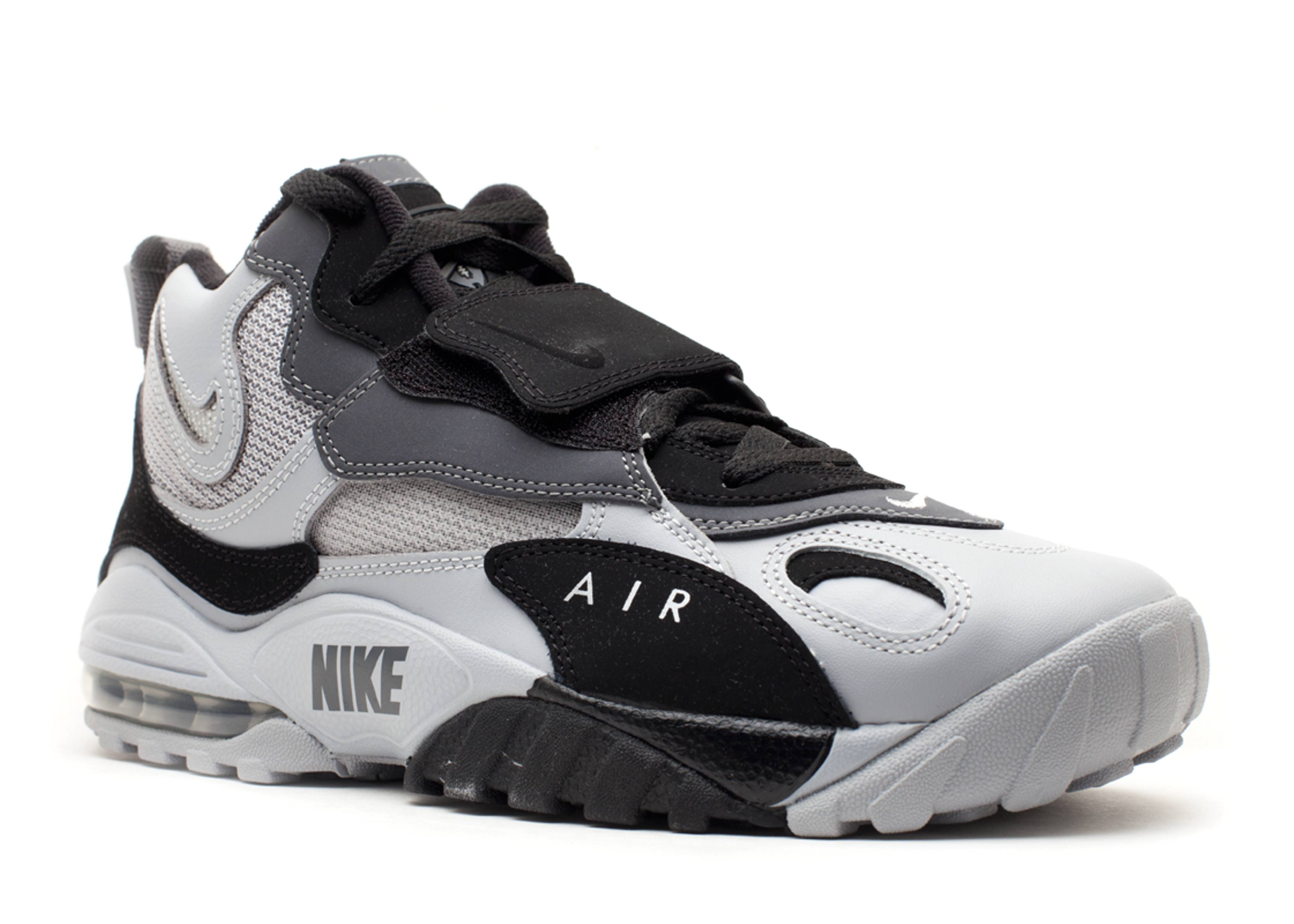 """Préférence Air Max Speed Turf """"oakland Raiders"""" - Nike - 525225 012 - wlf gry  HH81"""