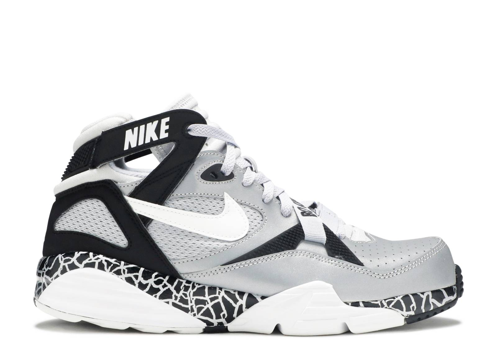 "air trainer max 91 qs (nfl) ""oakland raiders"""