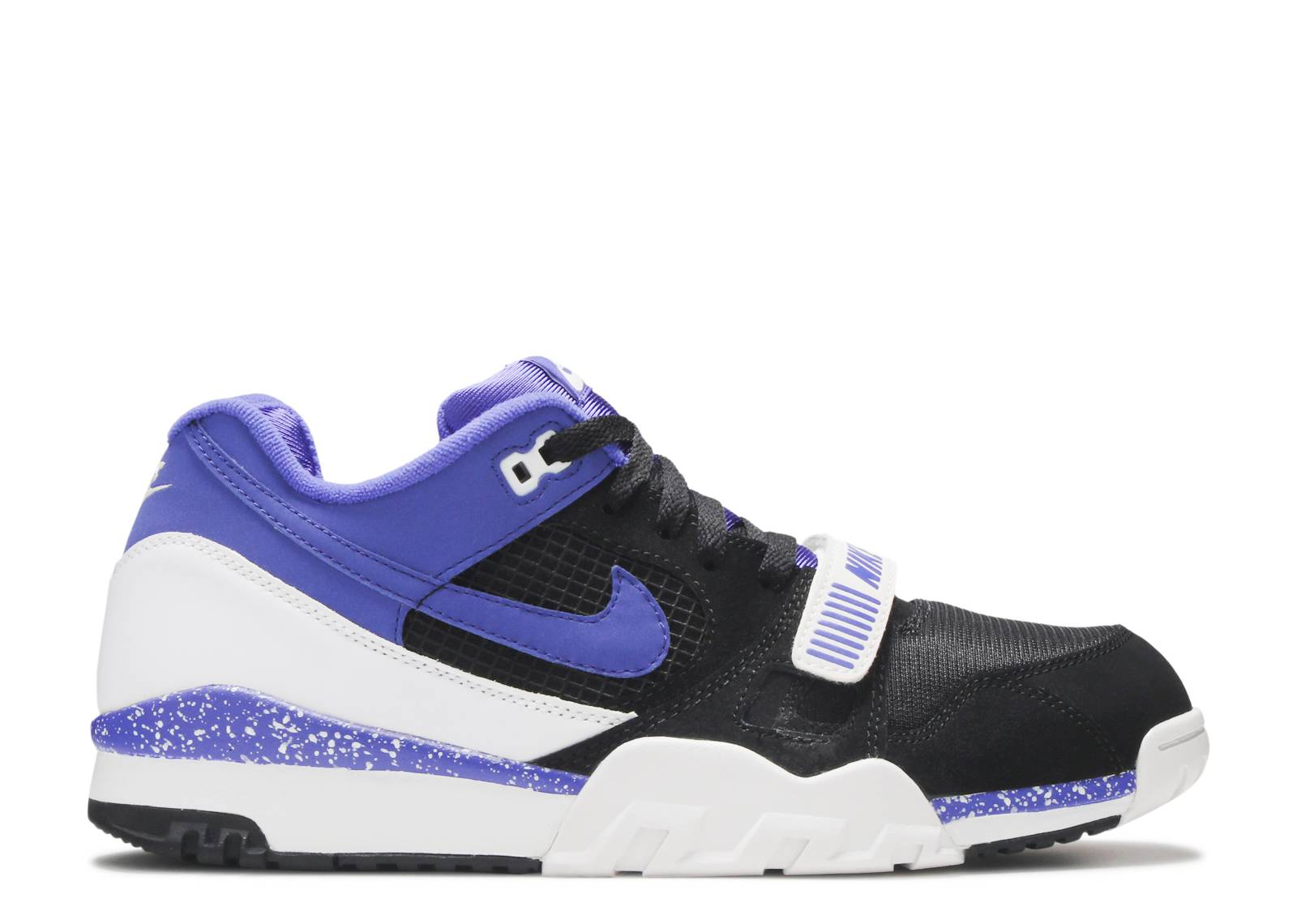 air trainer 2 prm qs black persian violet white. Black Bedroom Furniture Sets. Home Design Ideas