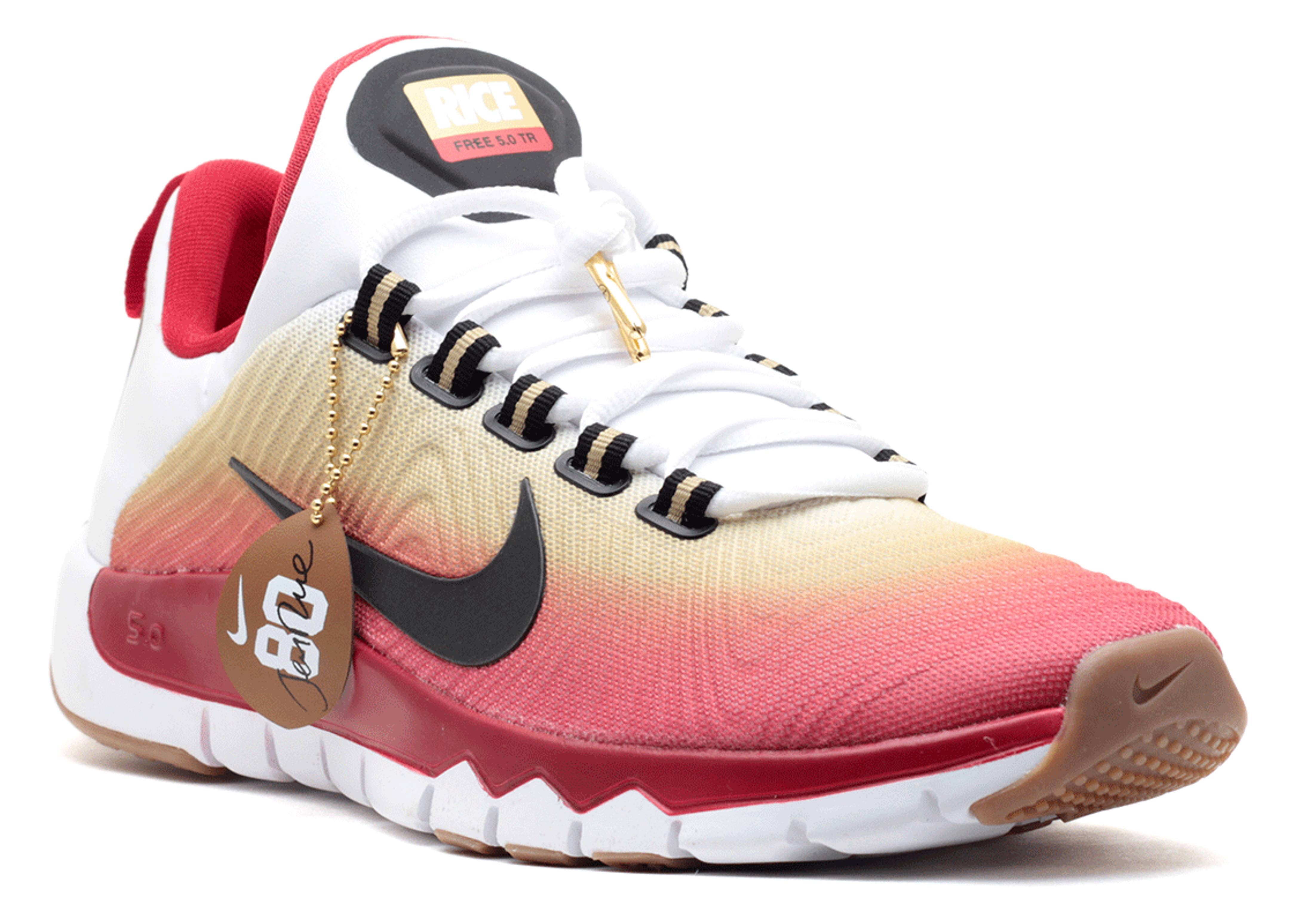 Jerry Rice Nike Shoes