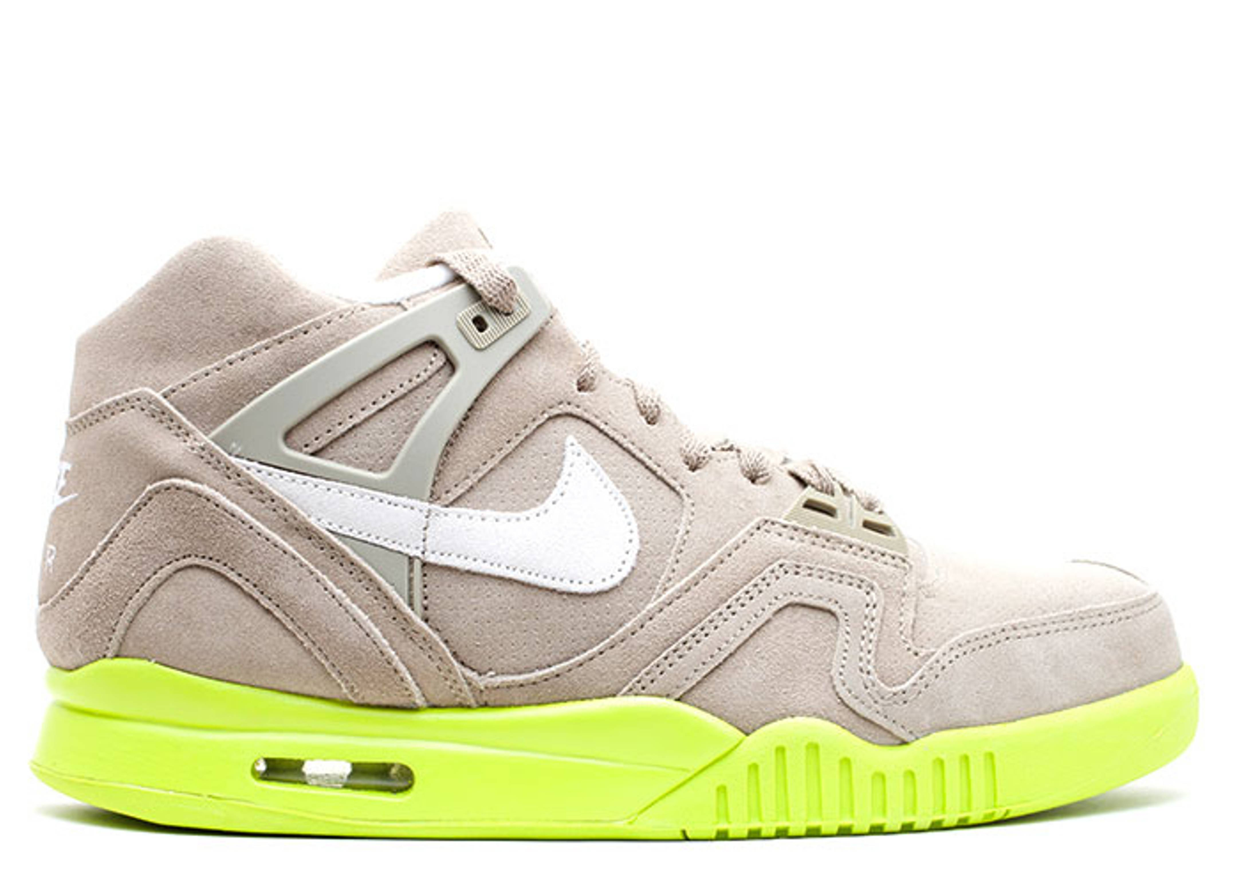 """air tech challenge 2 suede """"bamboo"""""""