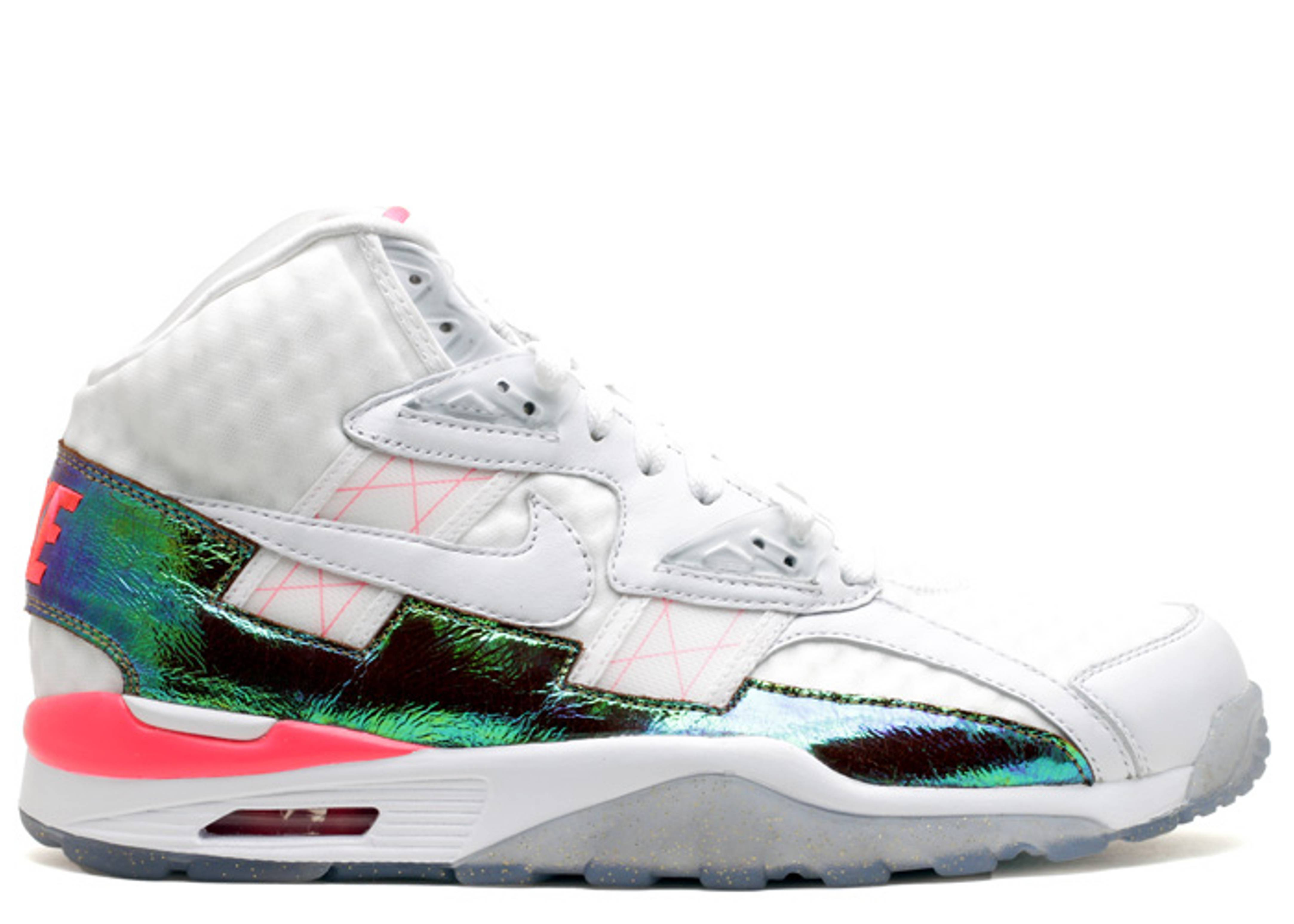 "air trainer sc high prm qs ""White Hyper Punch"""