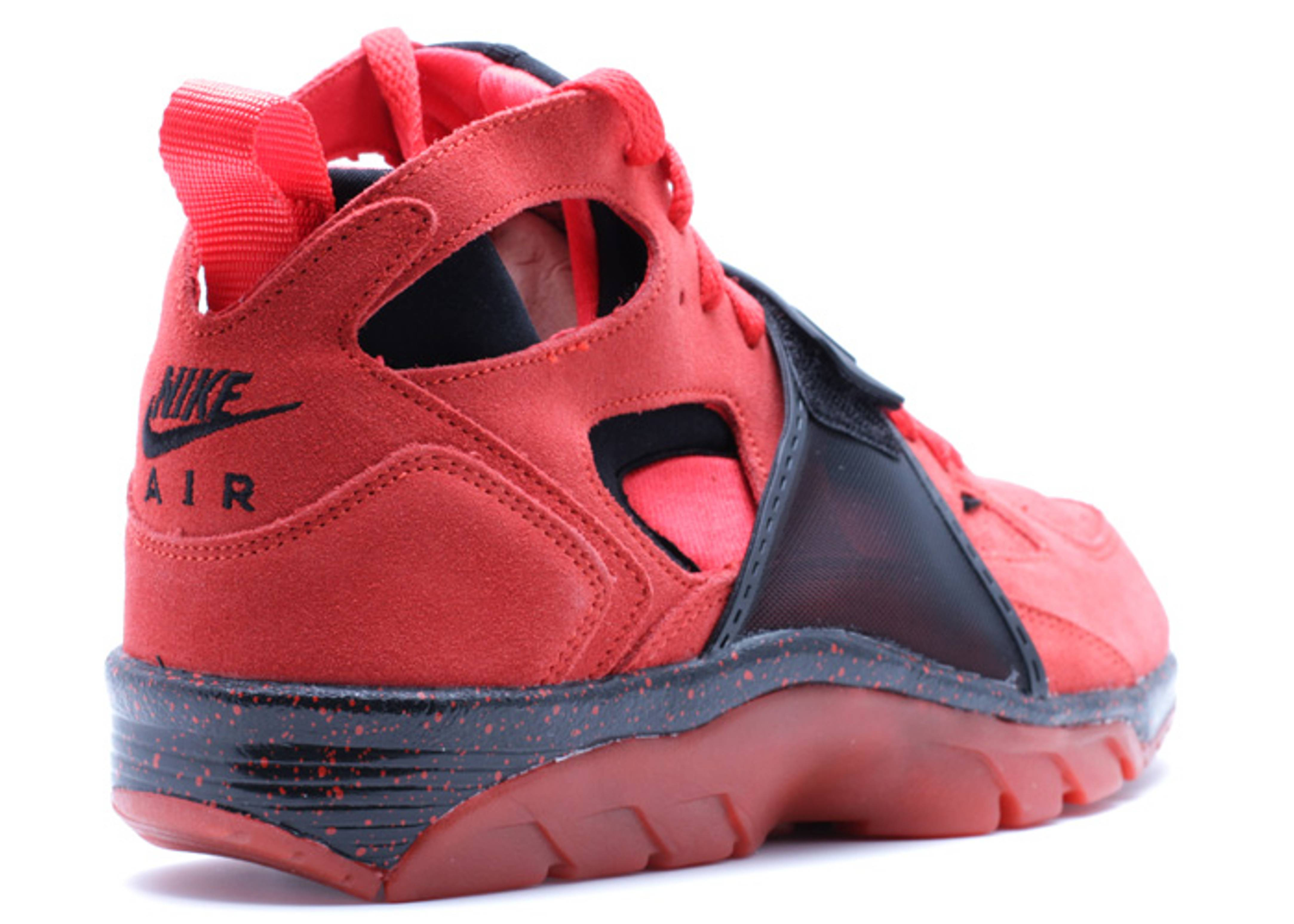 buy online 7687c ddb58 ... cheapest air trainer huarache premium love hate nike 647591 600  challenge red black flight club ea68e