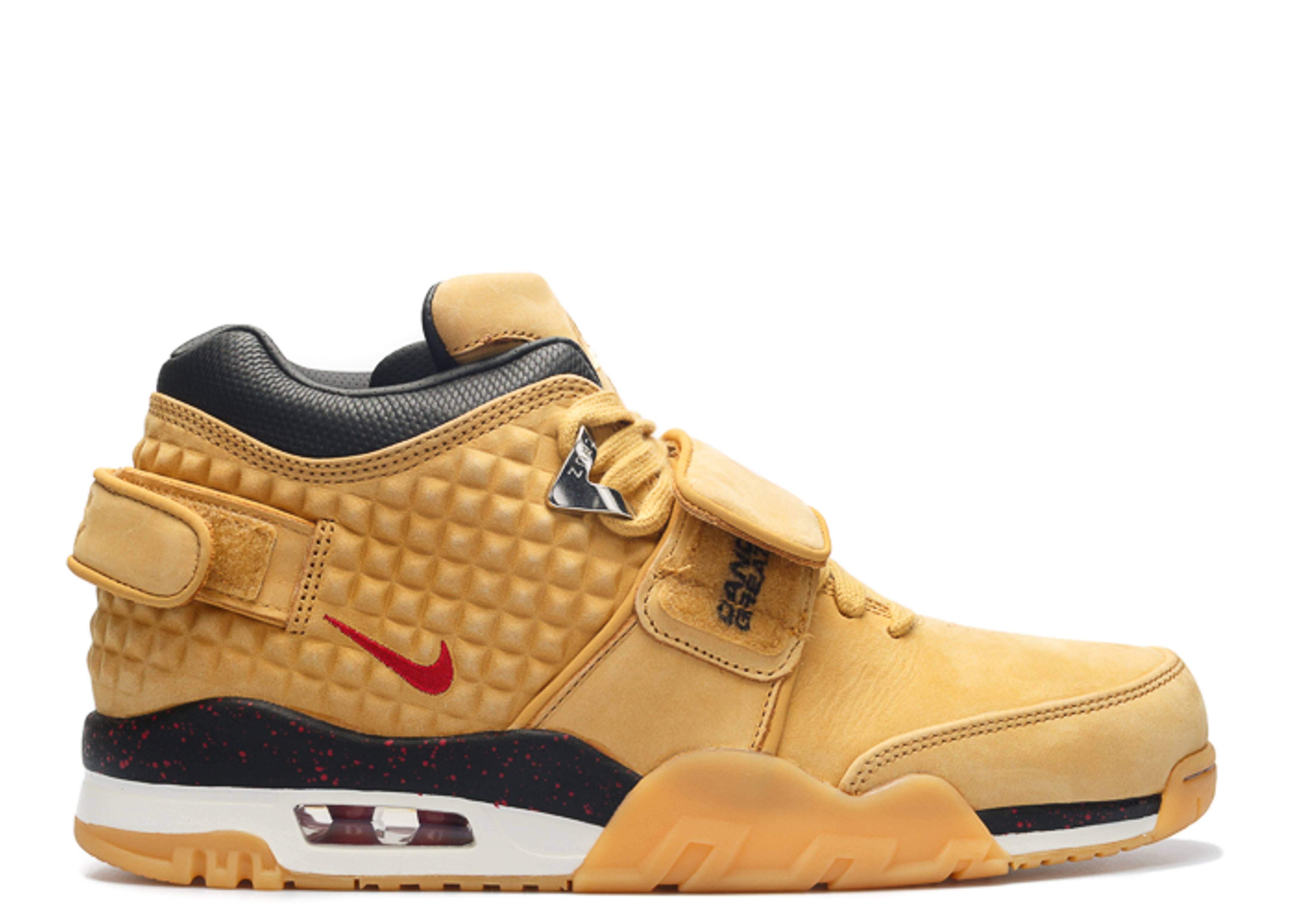 NIKE AIR TR.V.CRUZ PRM 812637-700 sneaker WHEAT US 10.5