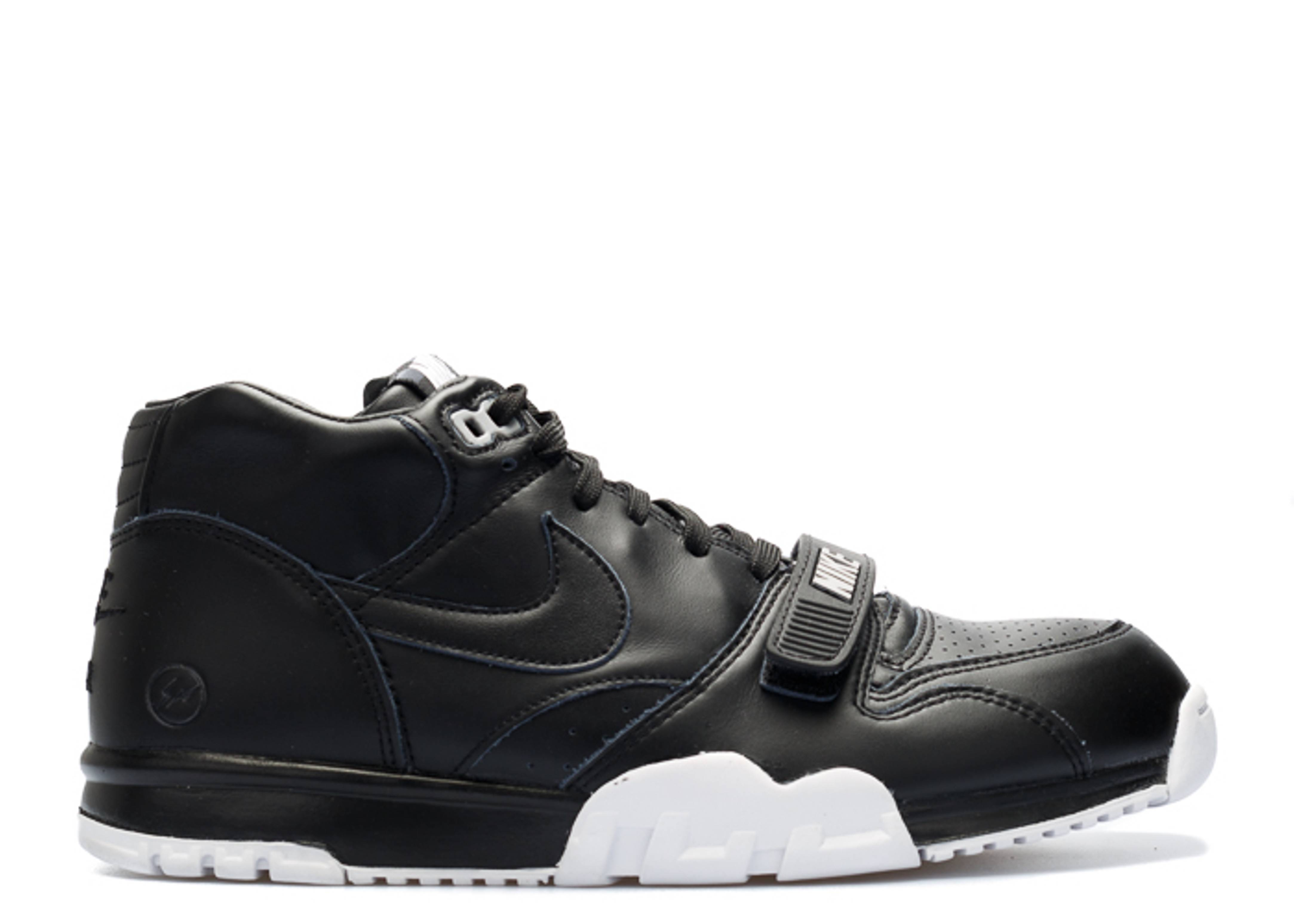 Nike Air Trainer 1 Mid Sneakers Anthracite