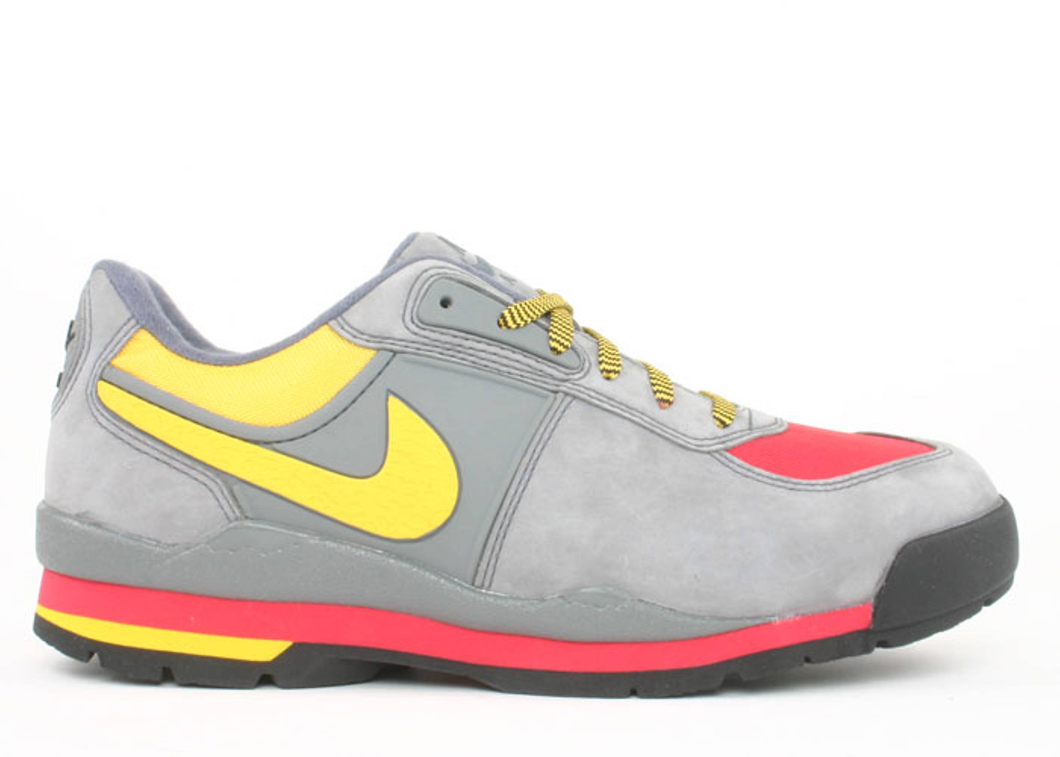 uk availability 7ee84 69a28 Air Baltoro Low - Nike - 312431 071 - flint greyvarsity maize  Flight Club