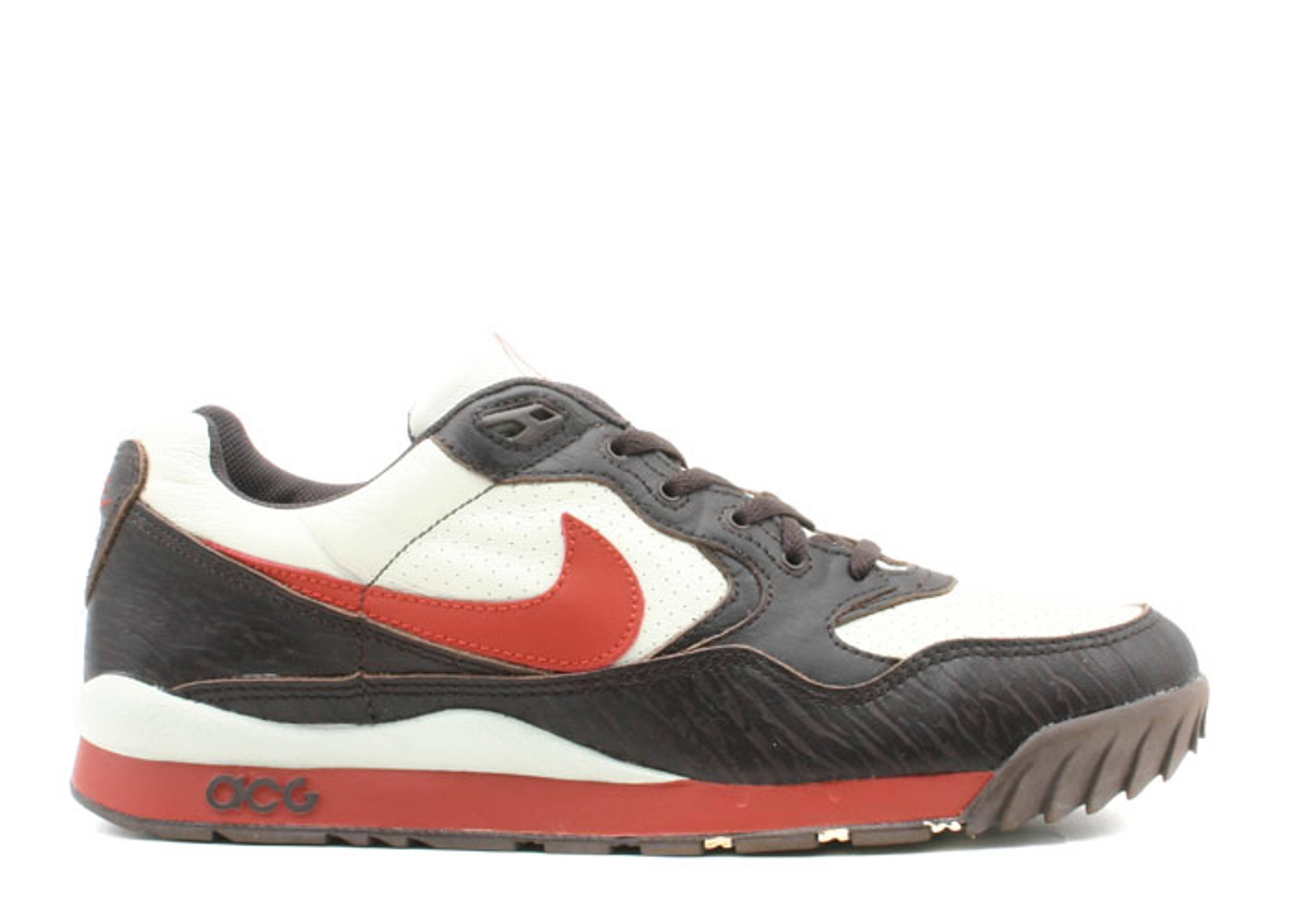 size 40 2263e 61dfa Air Wildwood Acg Premium - Nike - 306682 261 - baroque brn dragon red-lt  bone   Flight Club