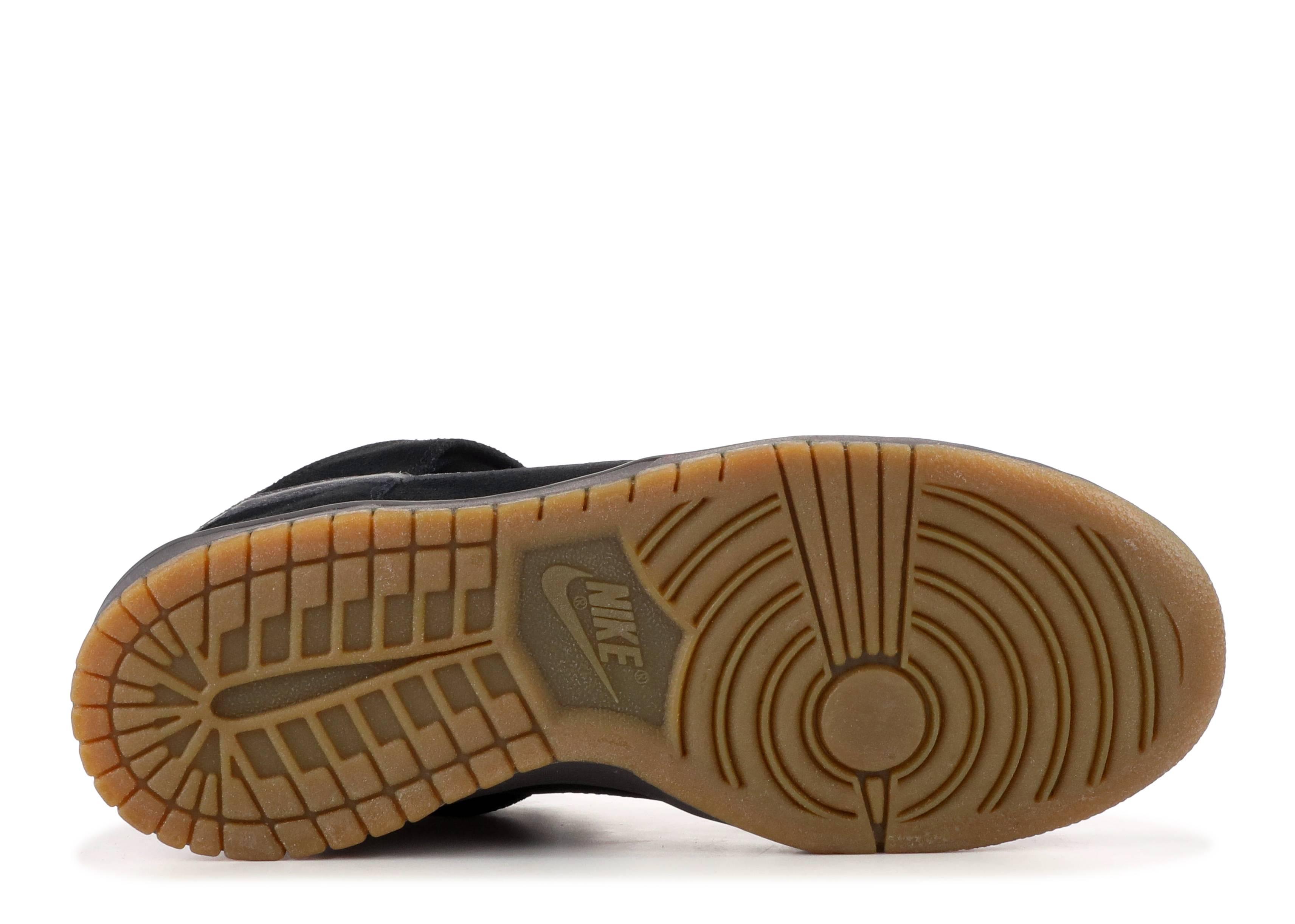 17d73042 Dunk High Pro Sb - Nike - 305050 002 - black/midnight fog   Flight Club