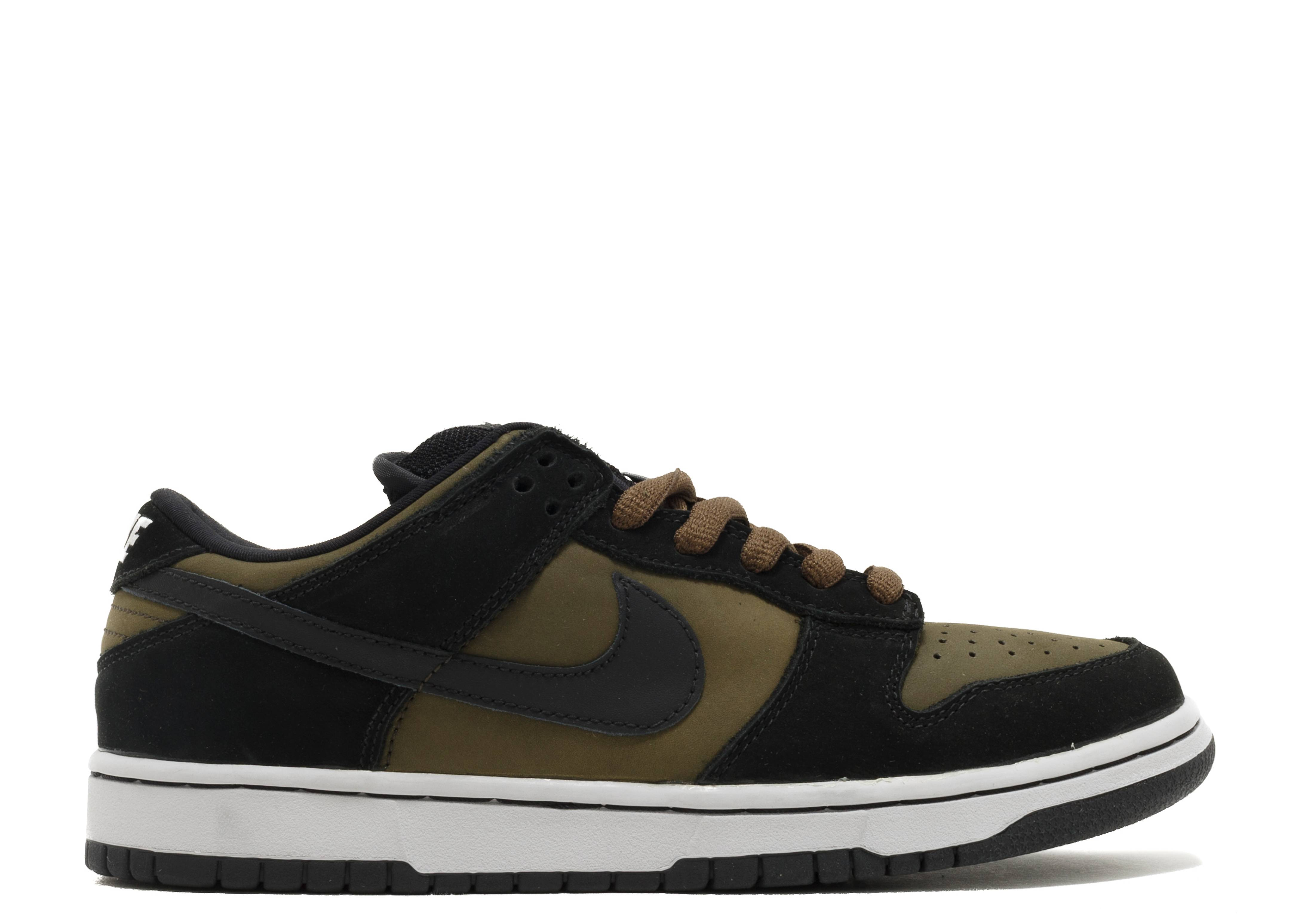 "dunk low pro sb ""loden"""