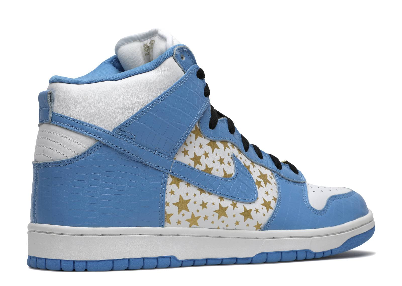 the latest ebefc b6c71 Supreme X Dunk High Pro SB 'Blue'