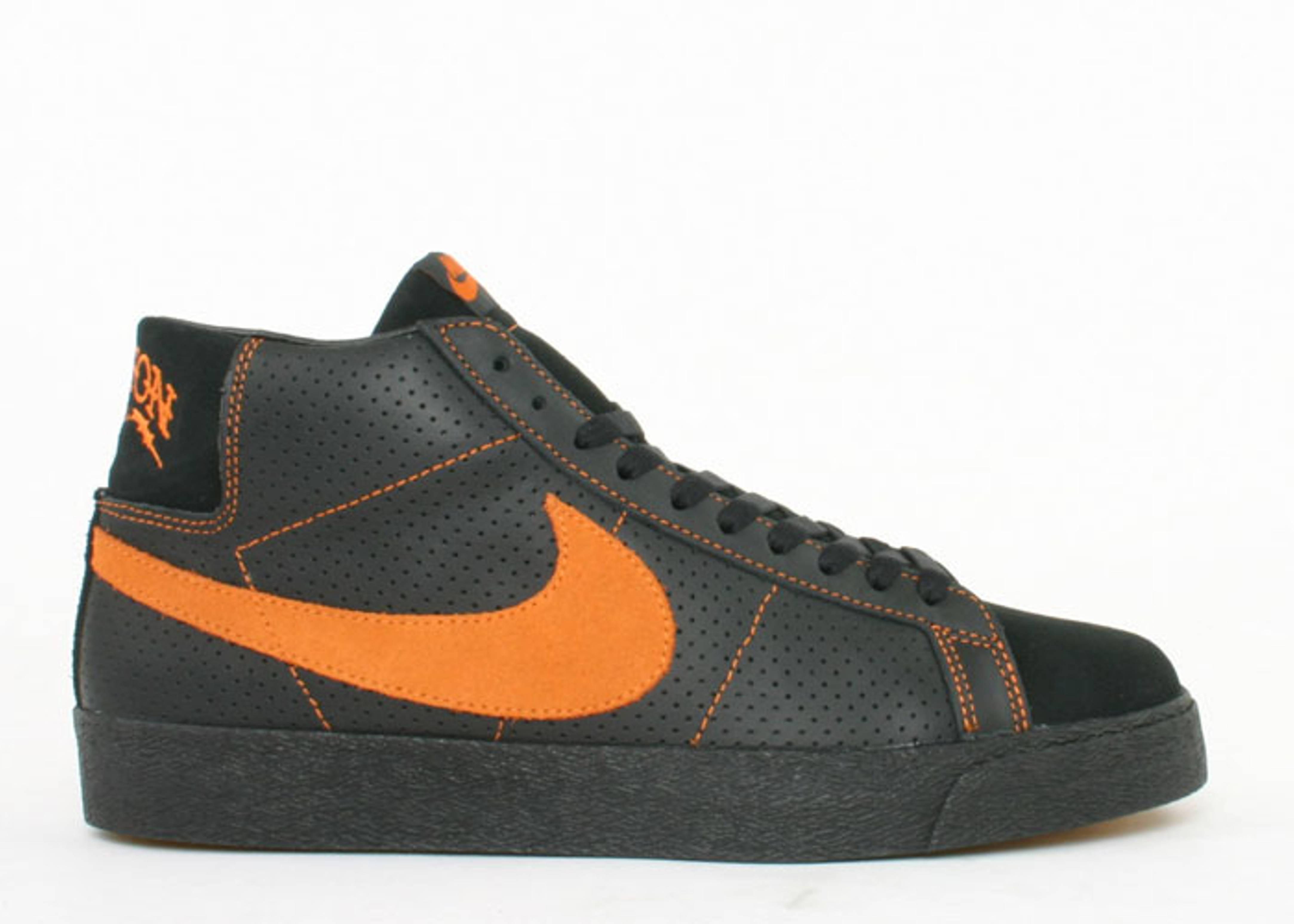 choix en ligne La Mission De Nike Blazer Orange 100% Original acheter professionnel de jeu V0Nw7E