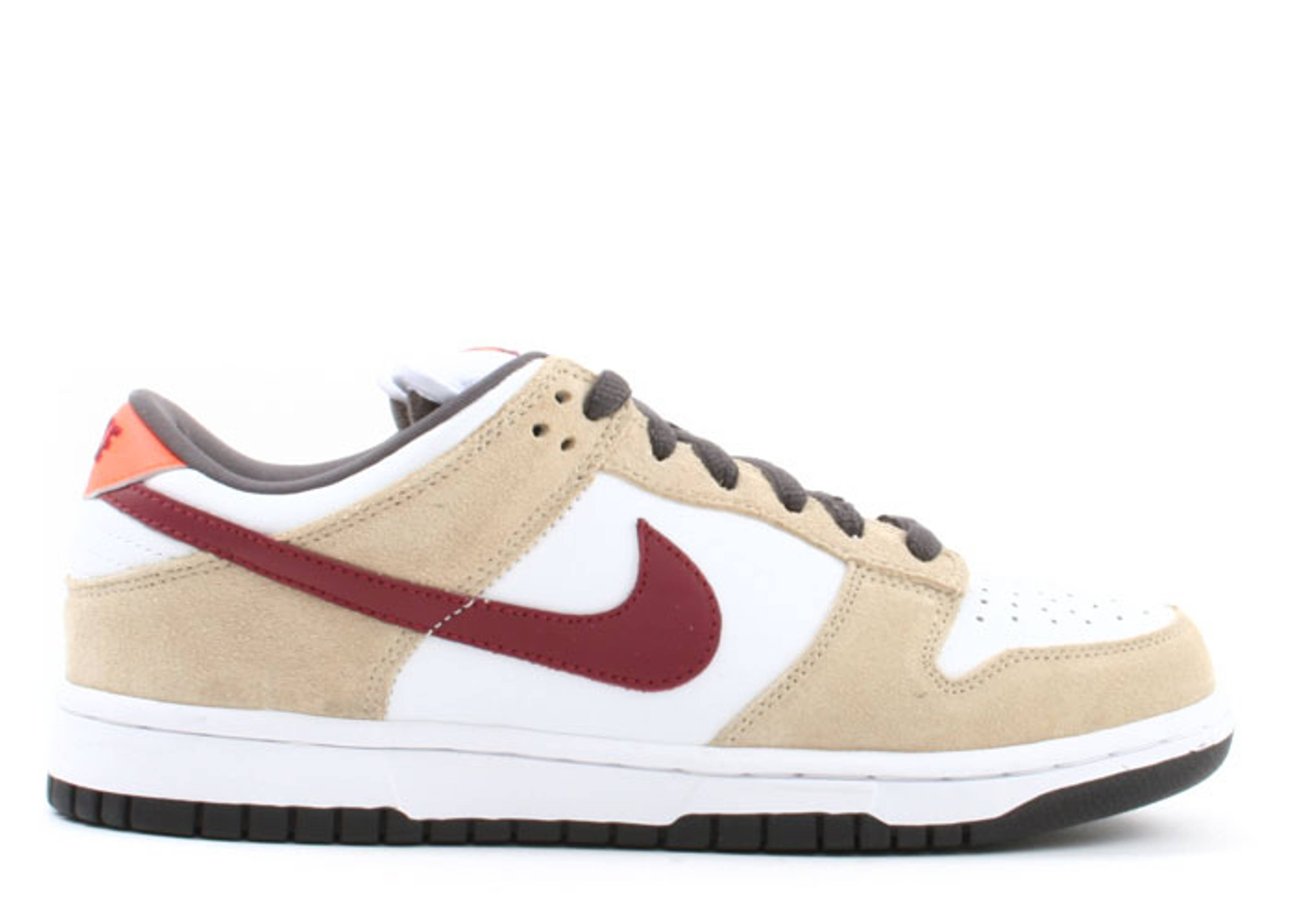 new product 7eff0 bcf25 Dunk Low Pro Sb - Nike - 304292 161 - whitevarsity crimson